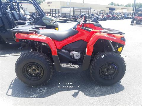 2019 Can-Am Outlander 570 in Douglas, Georgia - Photo 6