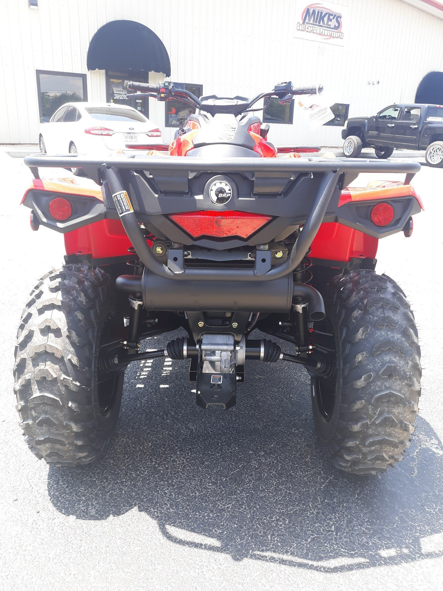 2019 Can-Am Outlander 570 in Douglas, Georgia - Photo 4