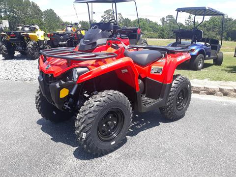 2019 Can-Am Outlander 570 in Douglas, Georgia - Photo 3