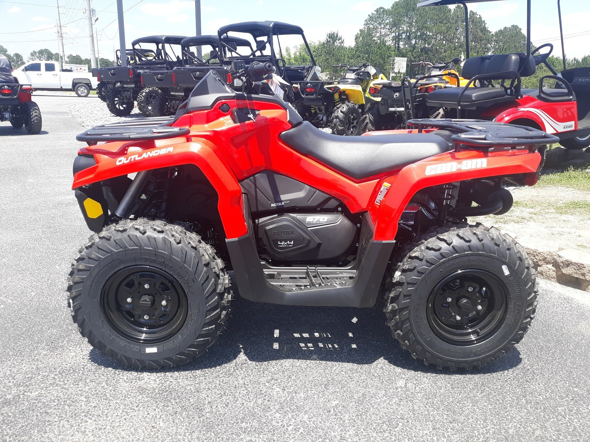 2019 Can-Am Outlander 570 in Douglas, Georgia - Photo 2