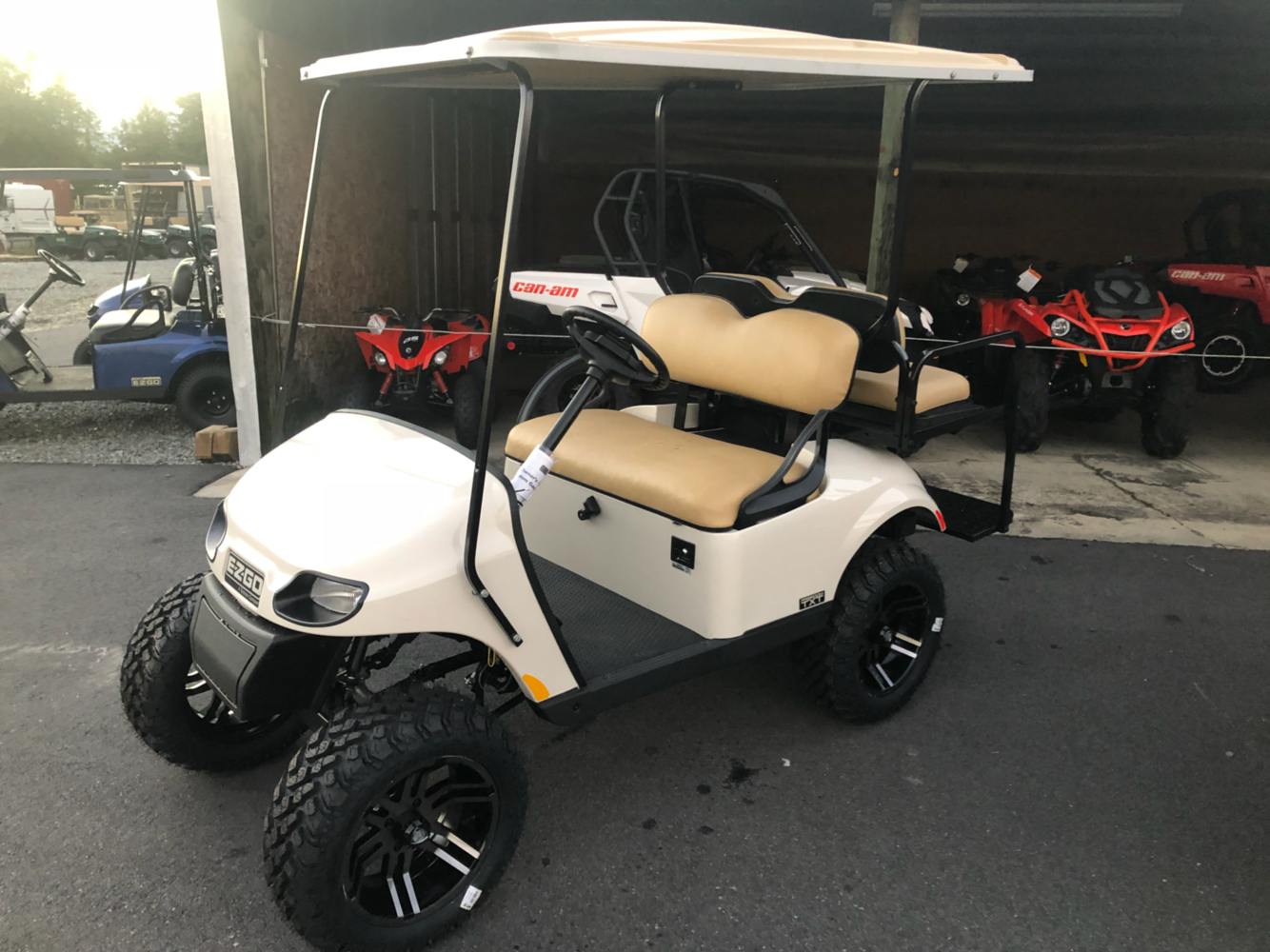 2019 E-Z-Go TXT Freedom Gas in Douglas, Georgia