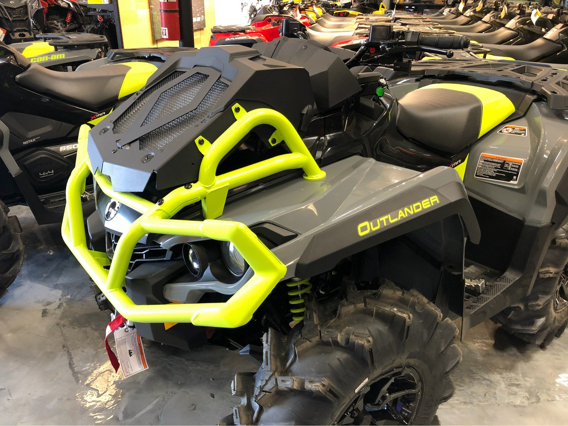 2020 Can-Am Outlander X MR 850 in Douglas, Georgia - Photo 2