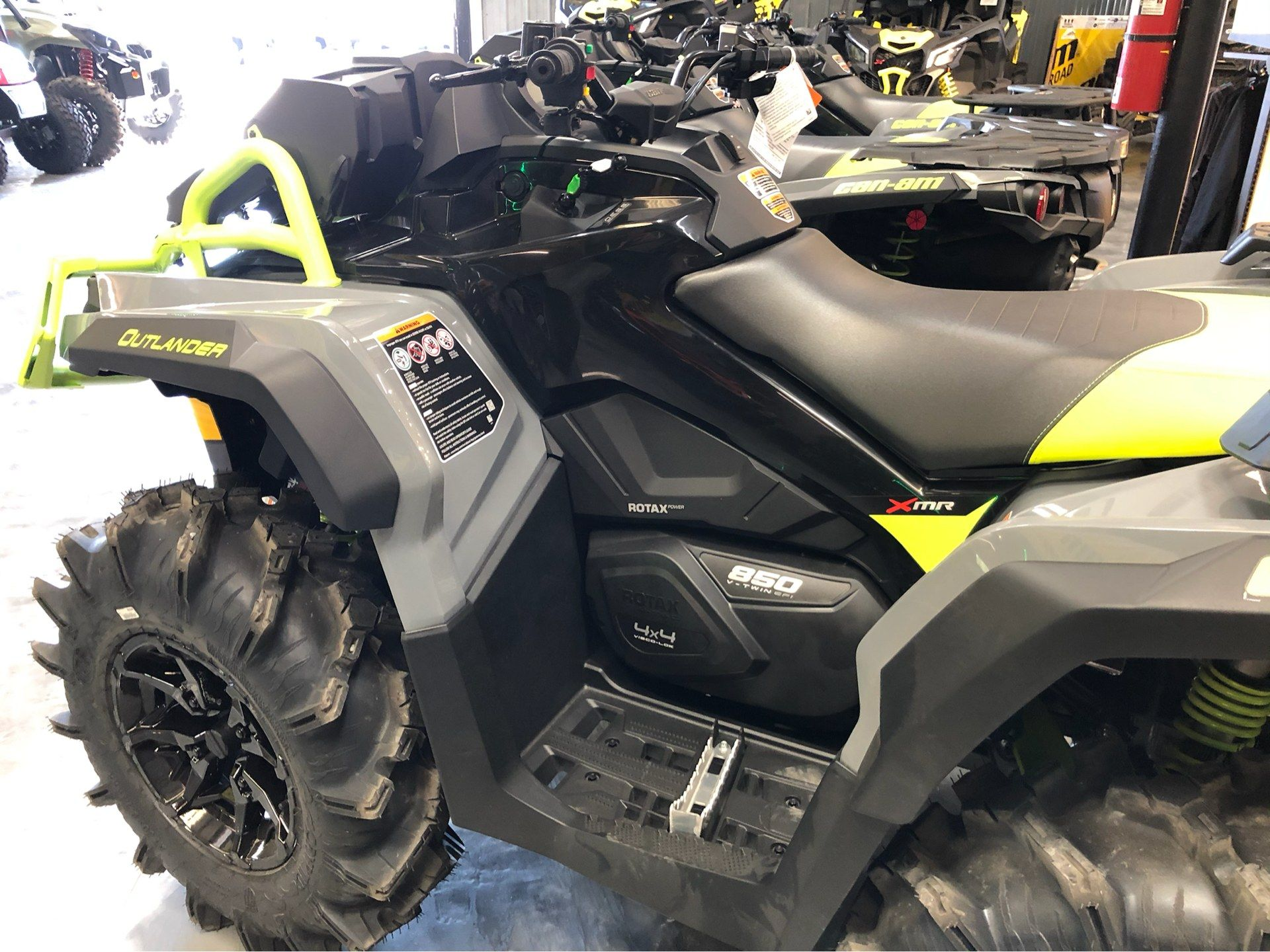 2020 Can-Am Outlander X MR 850 in Douglas, Georgia - Photo 10