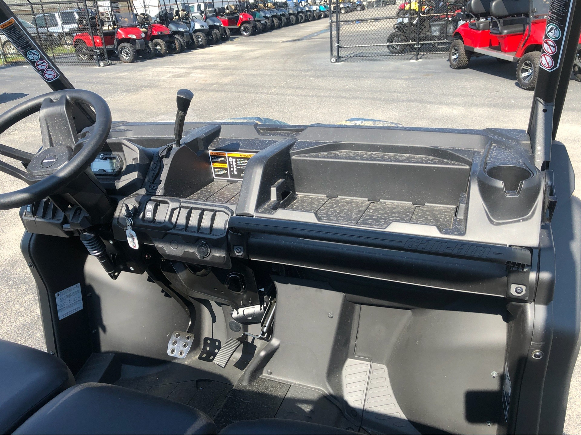 2019 Can-Am Defender MAX HD8 in Douglas, Georgia - Photo 6