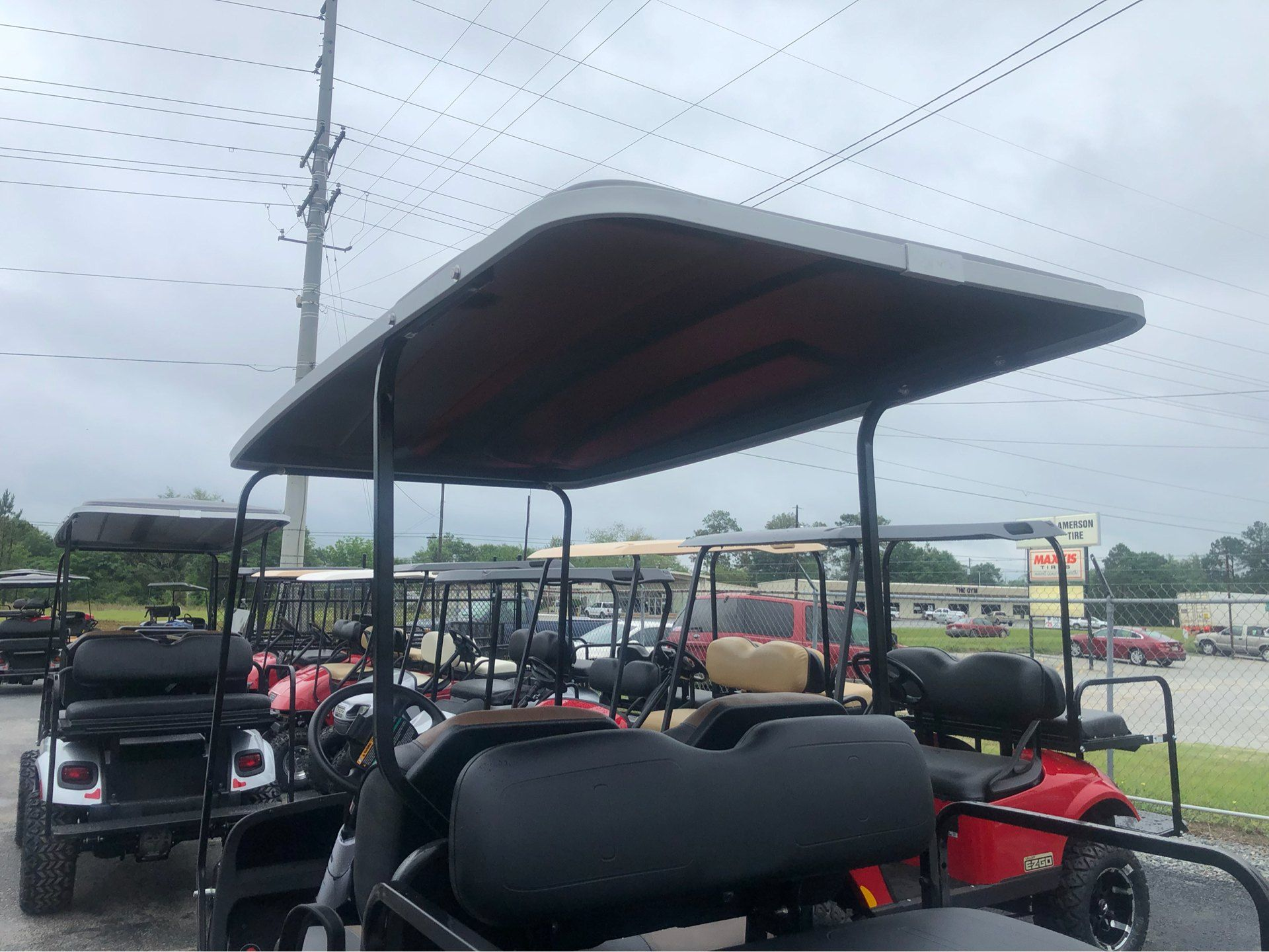 2019 E-Z-Go Freedom TXT (PTV) Gas in Douglas, Georgia - Photo 10