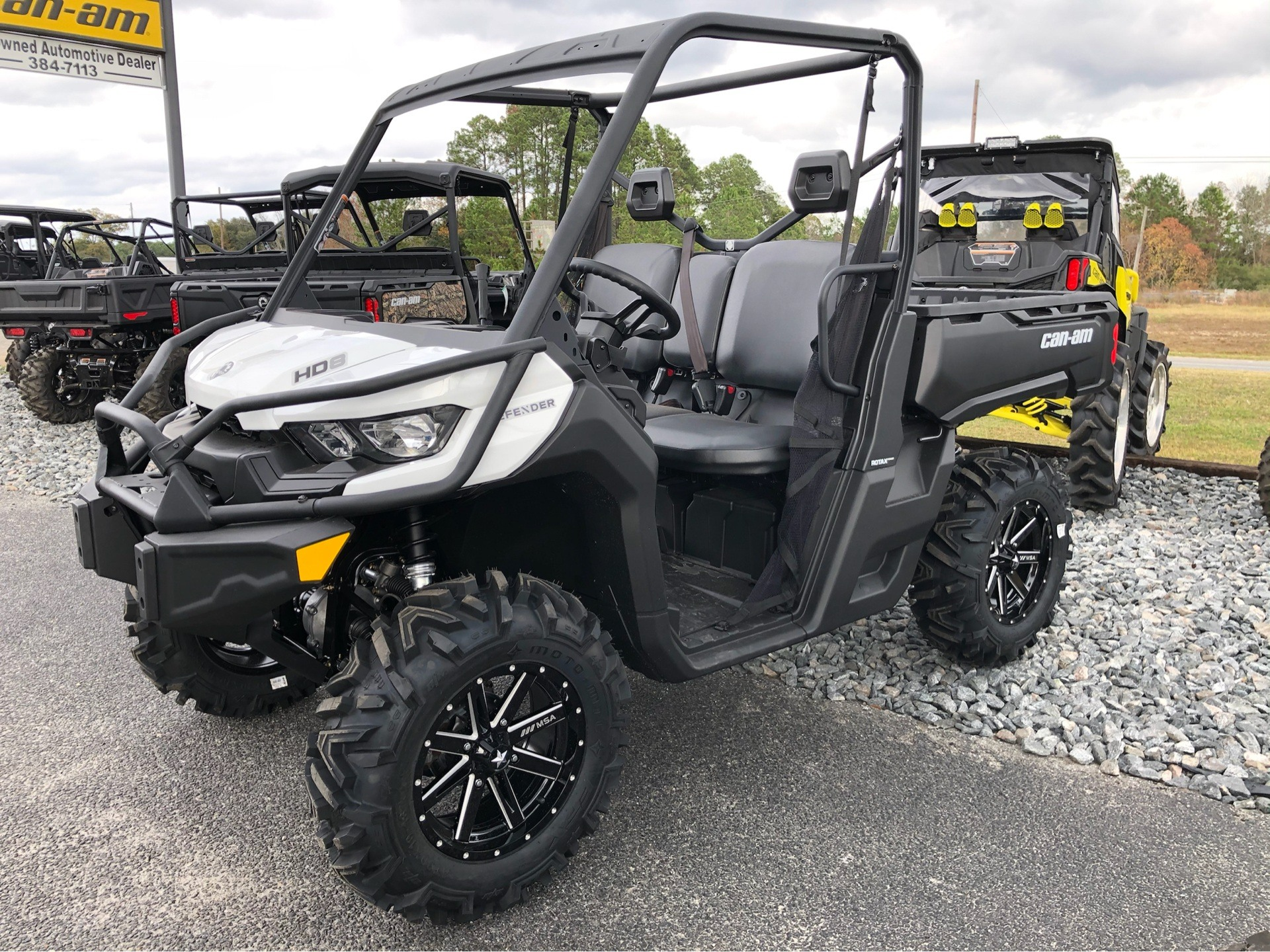 2020 Can-Am Defender HD8 in Douglas, Georgia - Photo 1