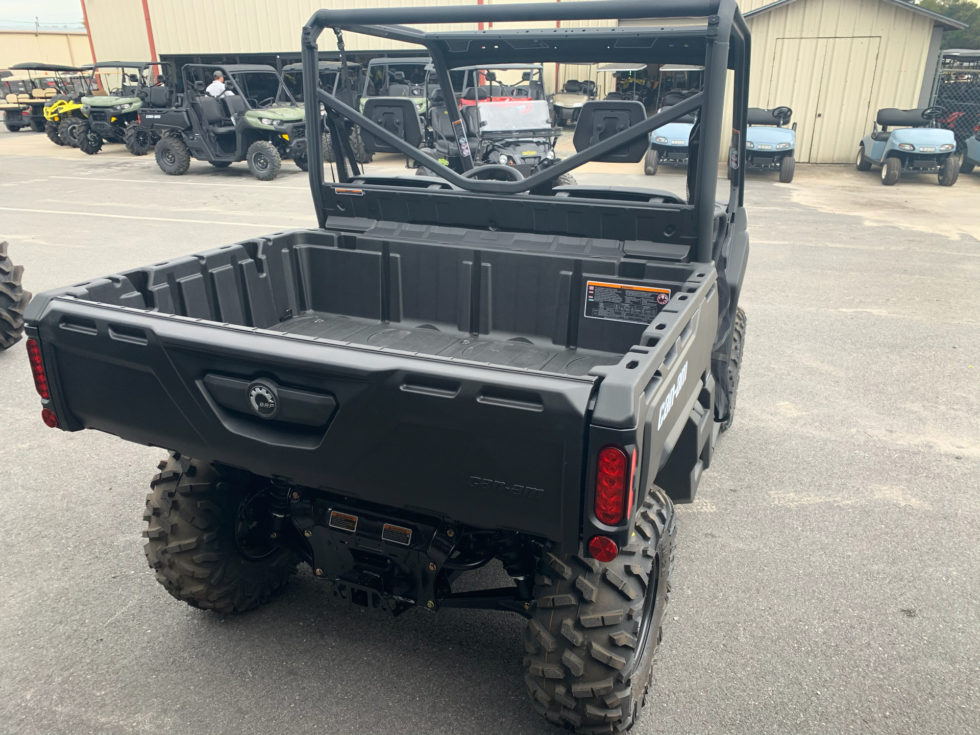 2020 Can-Am Defender HD8 in Douglas, Georgia - Photo 4
