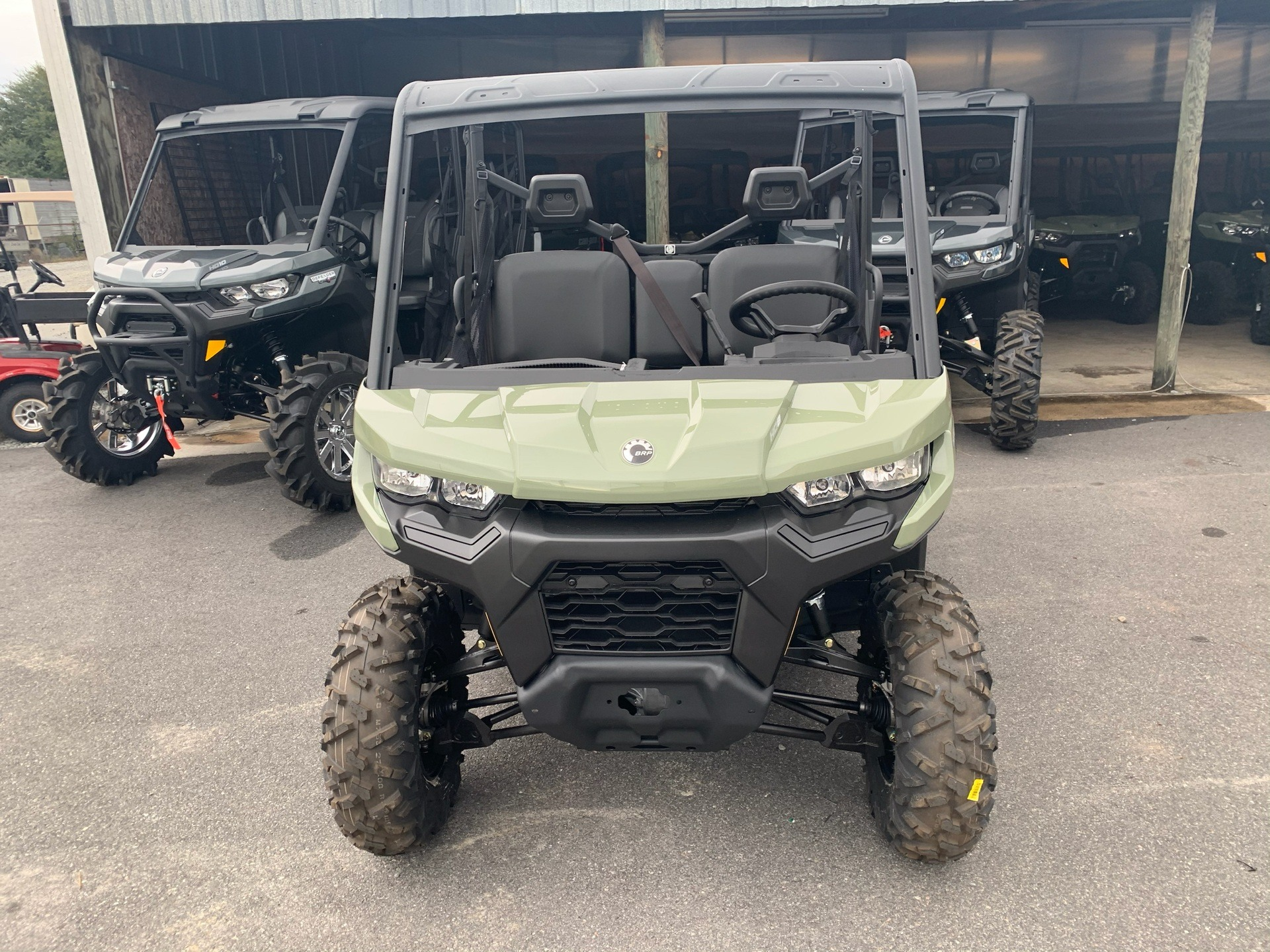 2020 Can-Am Defender HD8 in Douglas, Georgia - Photo 2