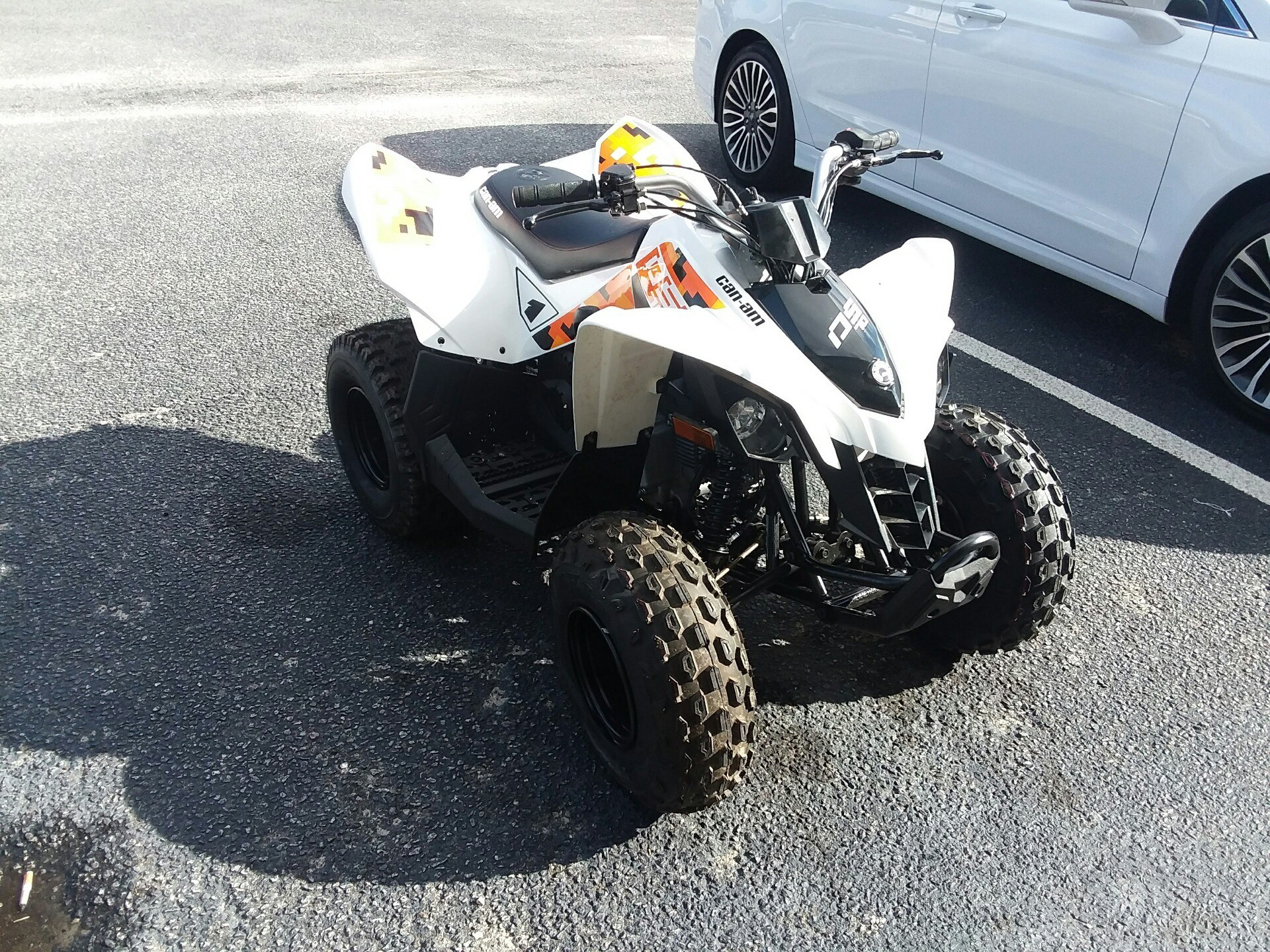 2019 Can-Am DS 70 in Douglas, Georgia - Photo 2