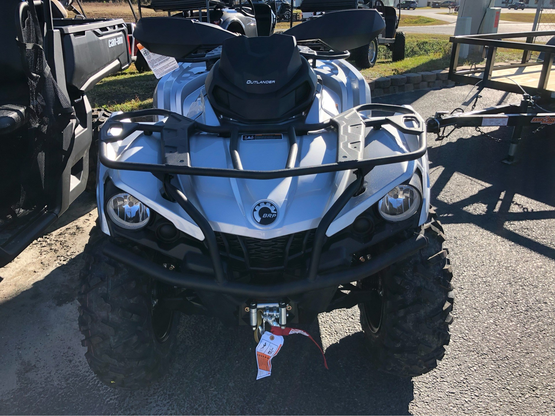 2019 Can-Am Outlander XT 570 in Douglas, Georgia - Photo 5