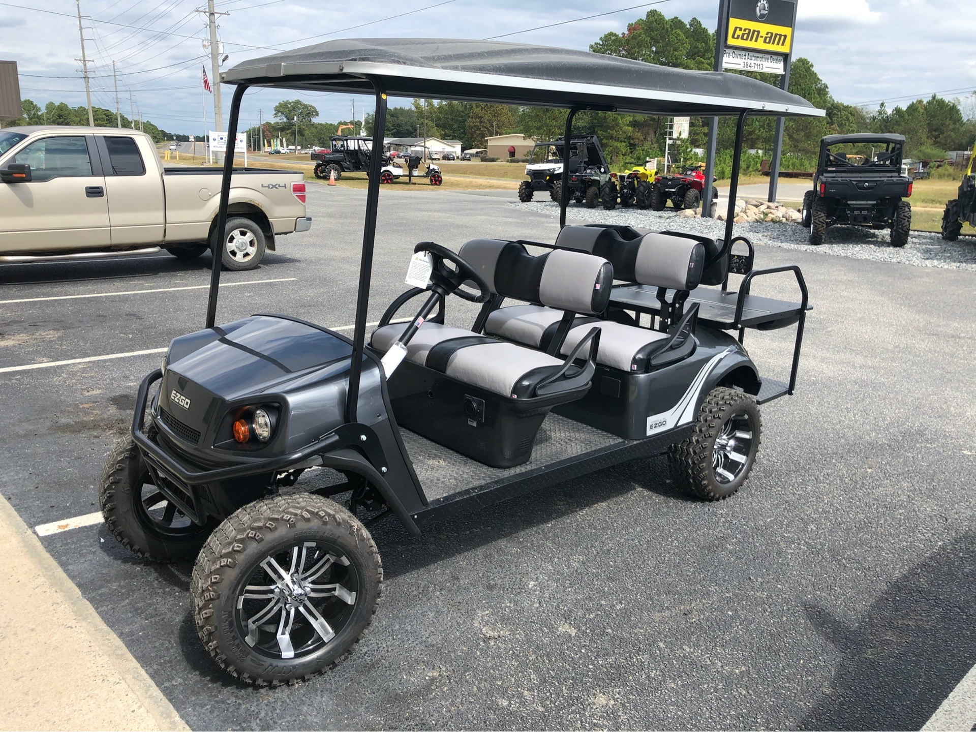 2019 E-Z-GO Express L6 Electric in Douglas, Georgia - Photo 1