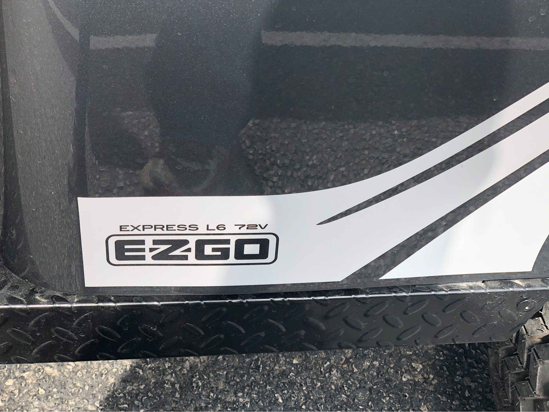 2019 E-Z-GO Express L6 Electric in Douglas, Georgia - Photo 12