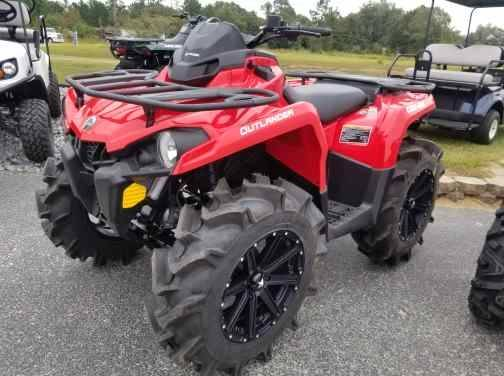2021 Can-Am Outlander 570 in Douglas, Georgia - Photo 2