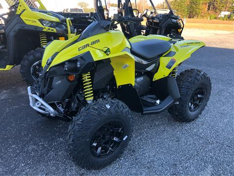 2019 Can-Am Renegade 570 in Douglas, Georgia