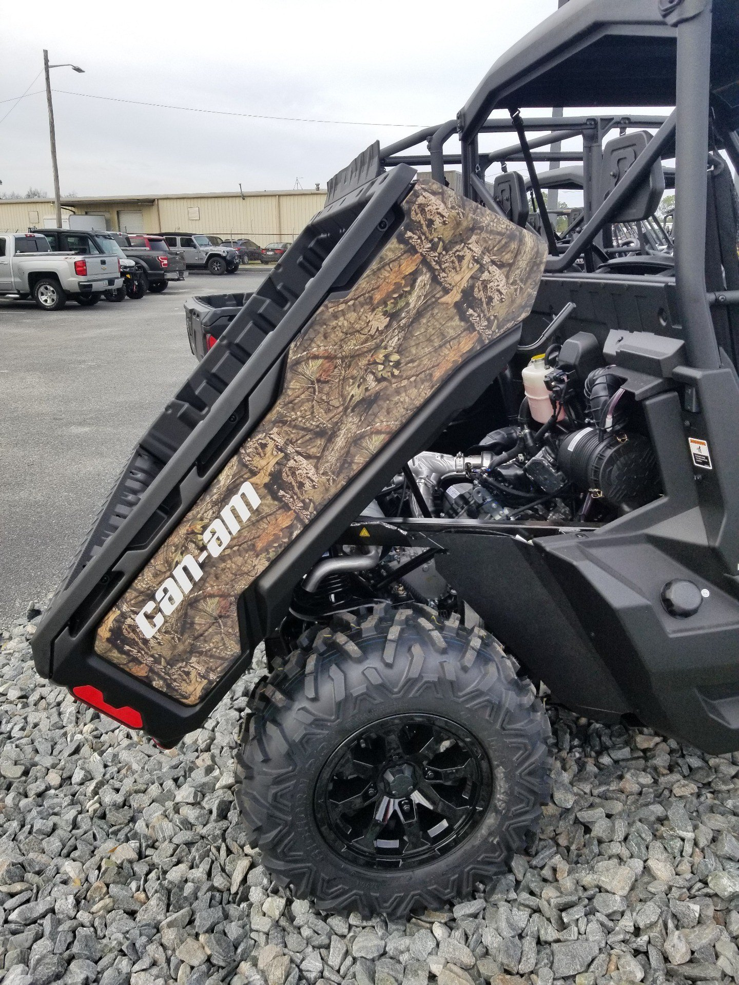 2020 Can-Am Defender XT HD8 in Douglas, Georgia - Photo 14