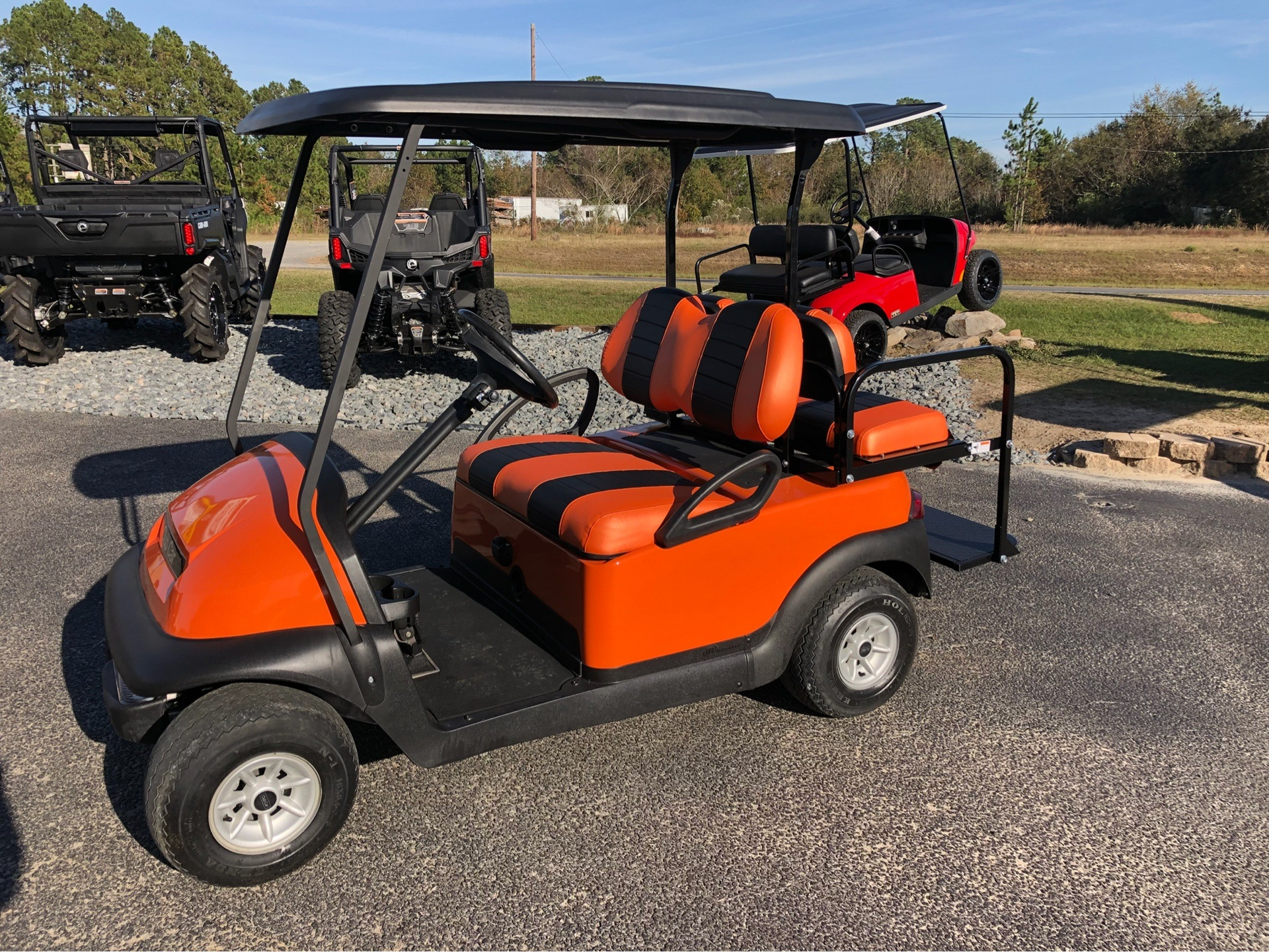 2015 Club Car Precedent i2 Electric in Douglas, Georgia