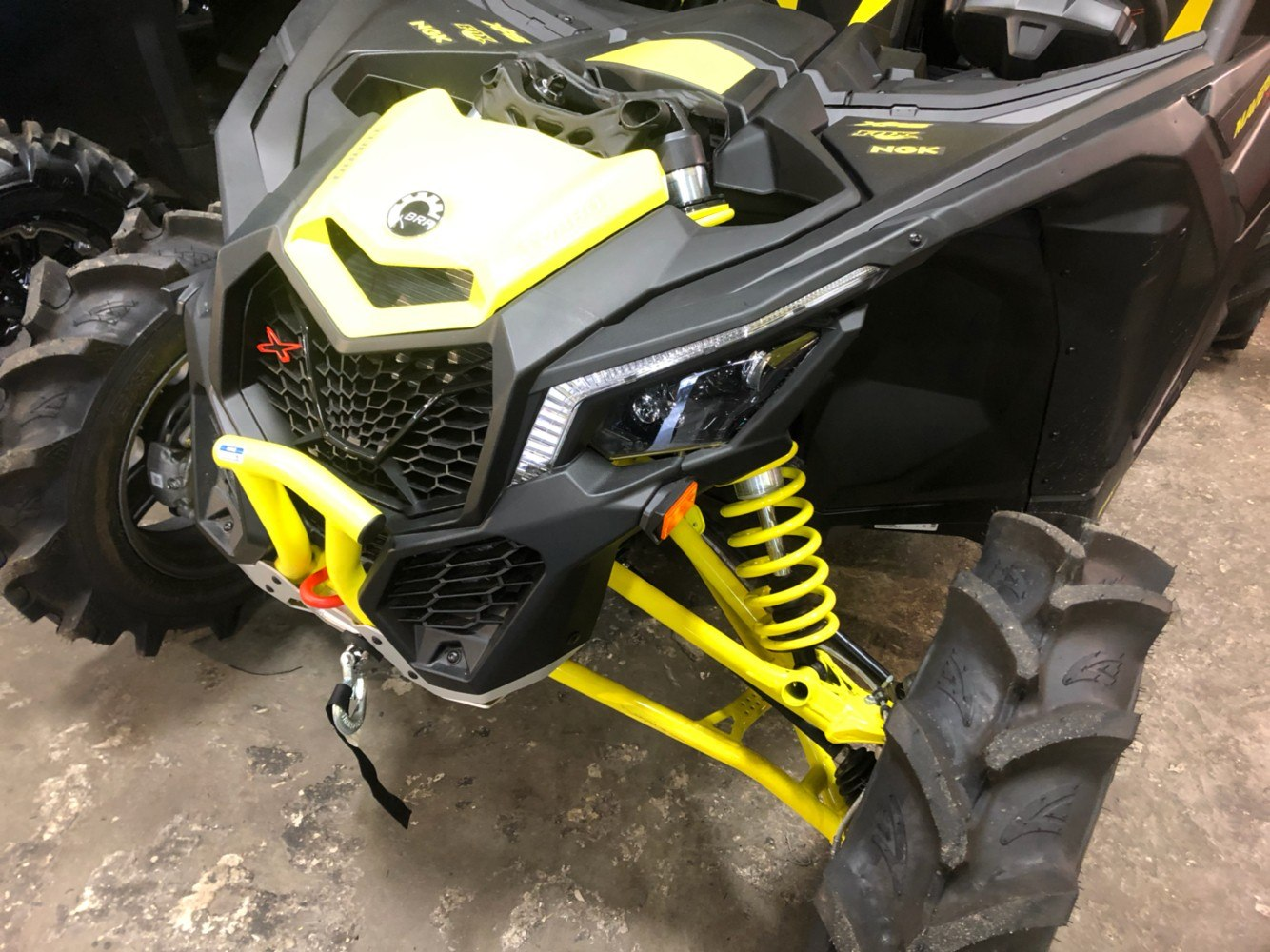 2019 Can-Am Maverick X3 X MR Turbo in Douglas, Georgia - Photo 3