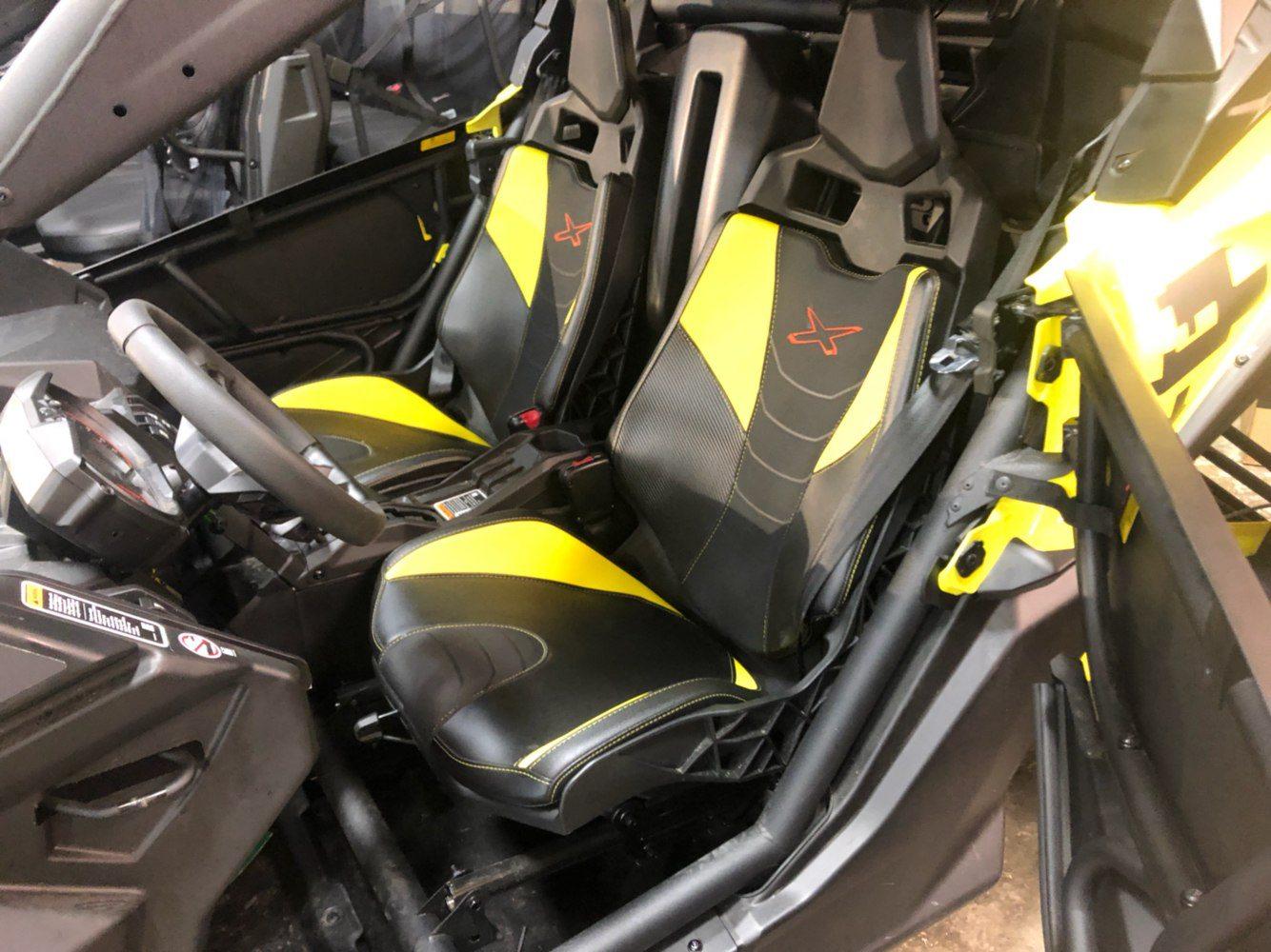 2019 Can-Am Maverick X3 X MR Turbo in Douglas, Georgia