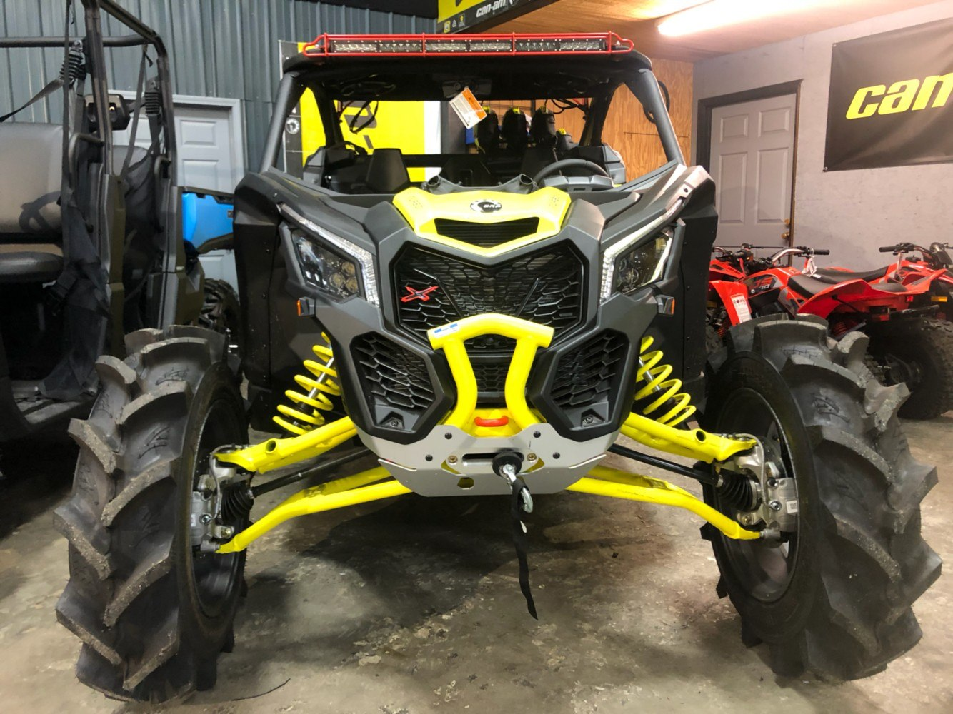 2019 Can-Am Maverick X3 X MR Turbo in Douglas, Georgia - Photo 14