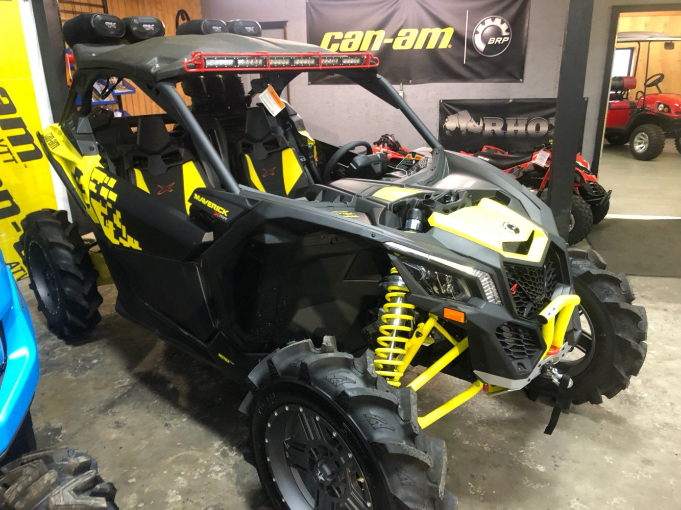 2019 Can-Am Maverick X3 X MR Turbo in Douglas, Georgia - Photo 15
