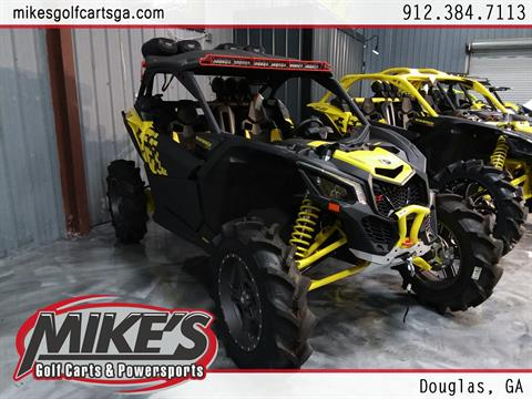 2019 Can-Am Maverick X3 X MR Turbo in Douglas, Georgia - Photo 1