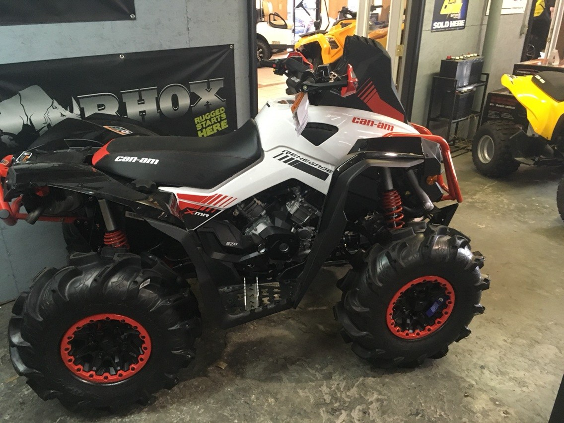 2018 Can-Am Outlander X mr 570 in Douglas, Georgia