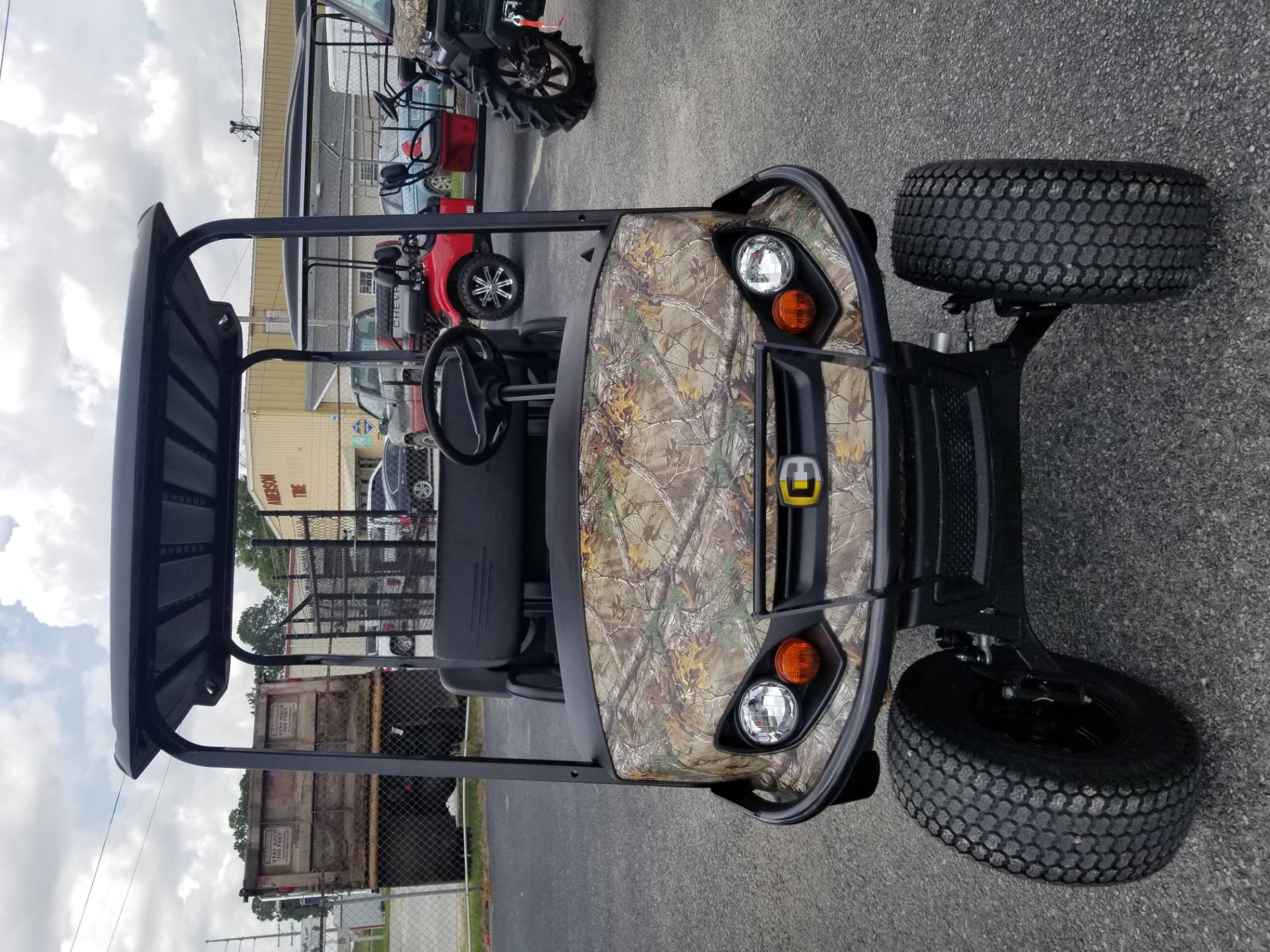 2021 Cushman 1200x in Douglas, Georgia - Photo 4