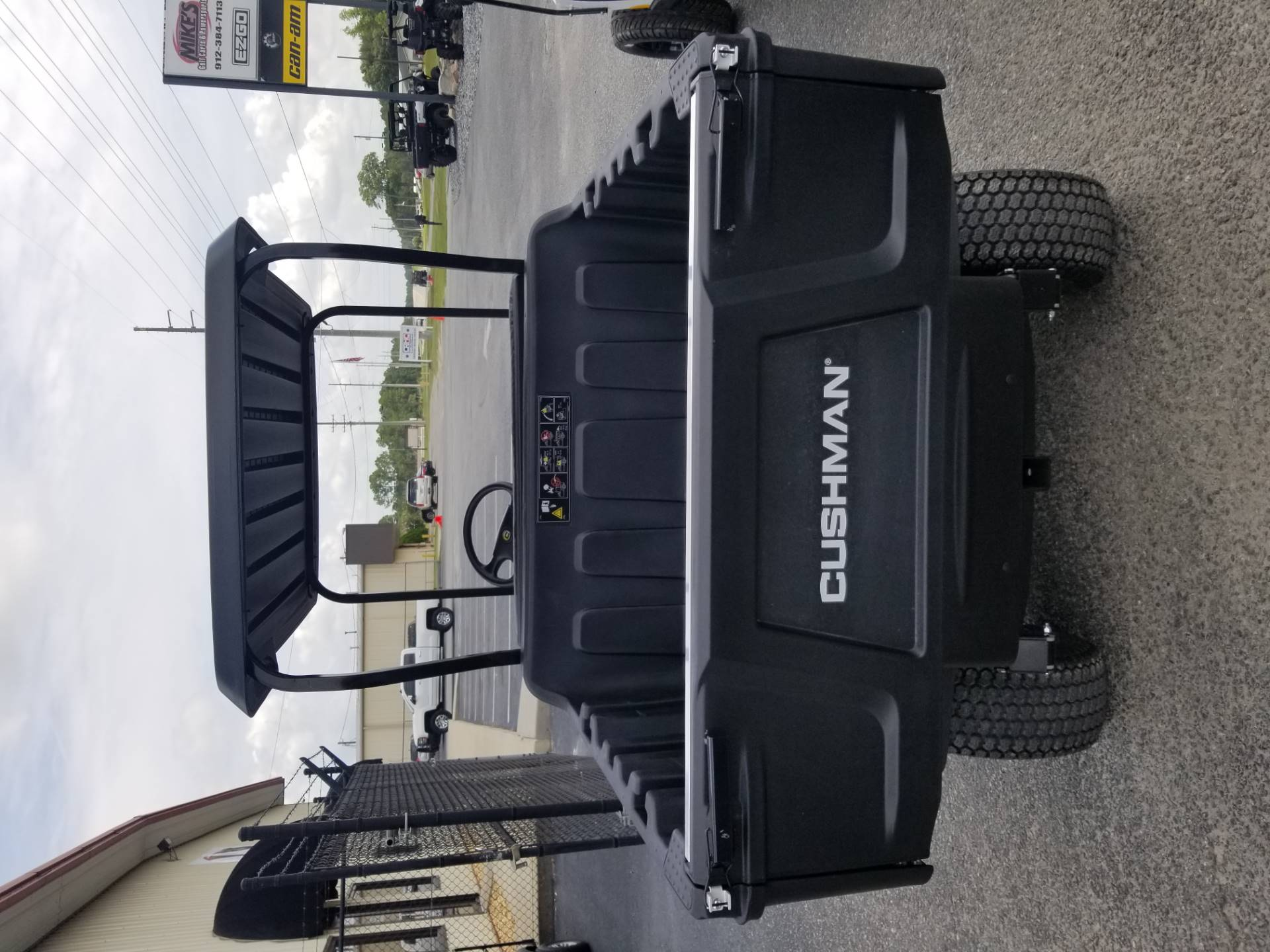 2021 Cushman 1200x in Douglas, Georgia - Photo 10