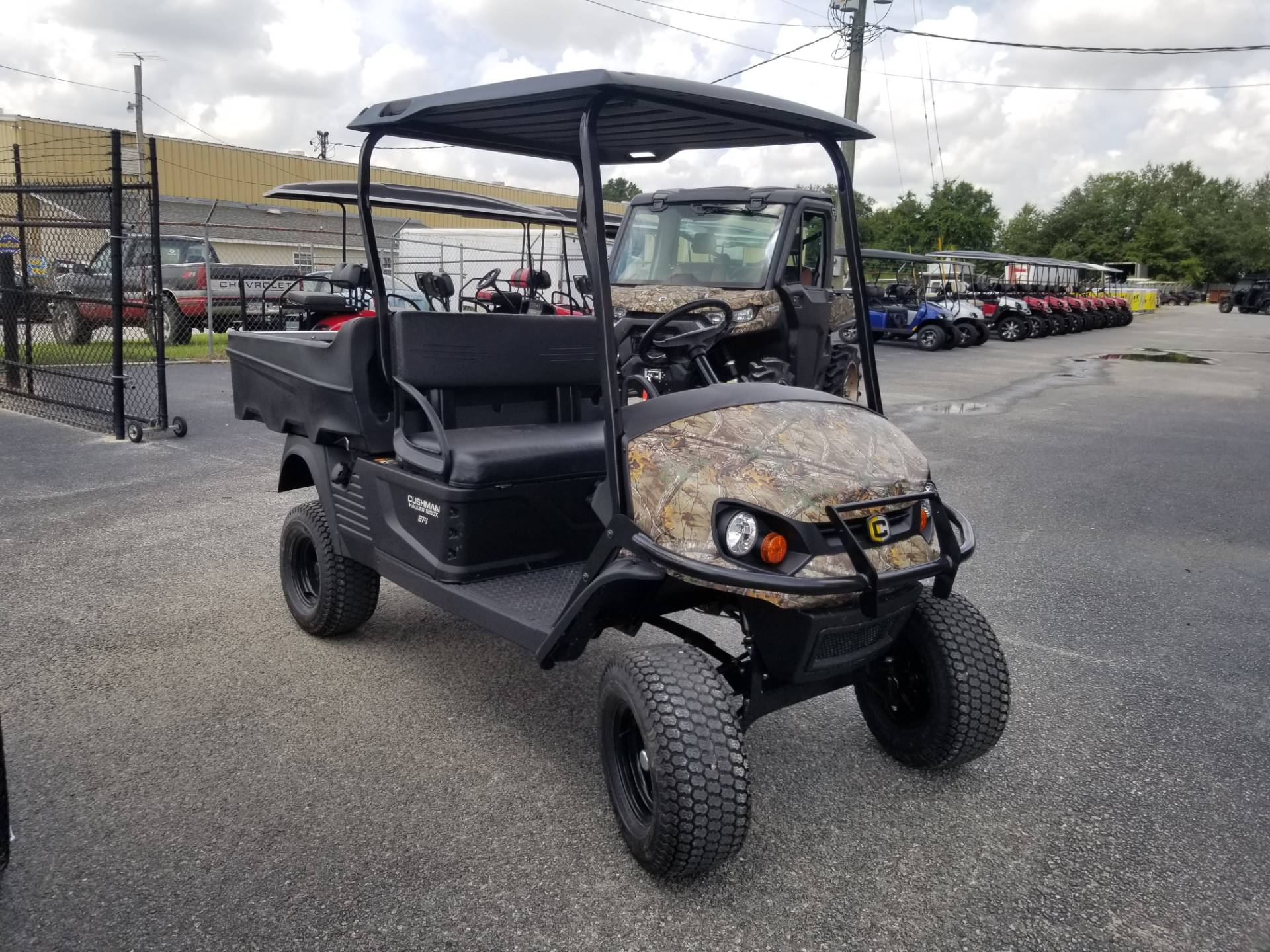 2021 Cushman 1200x in Douglas, Georgia - Photo 2