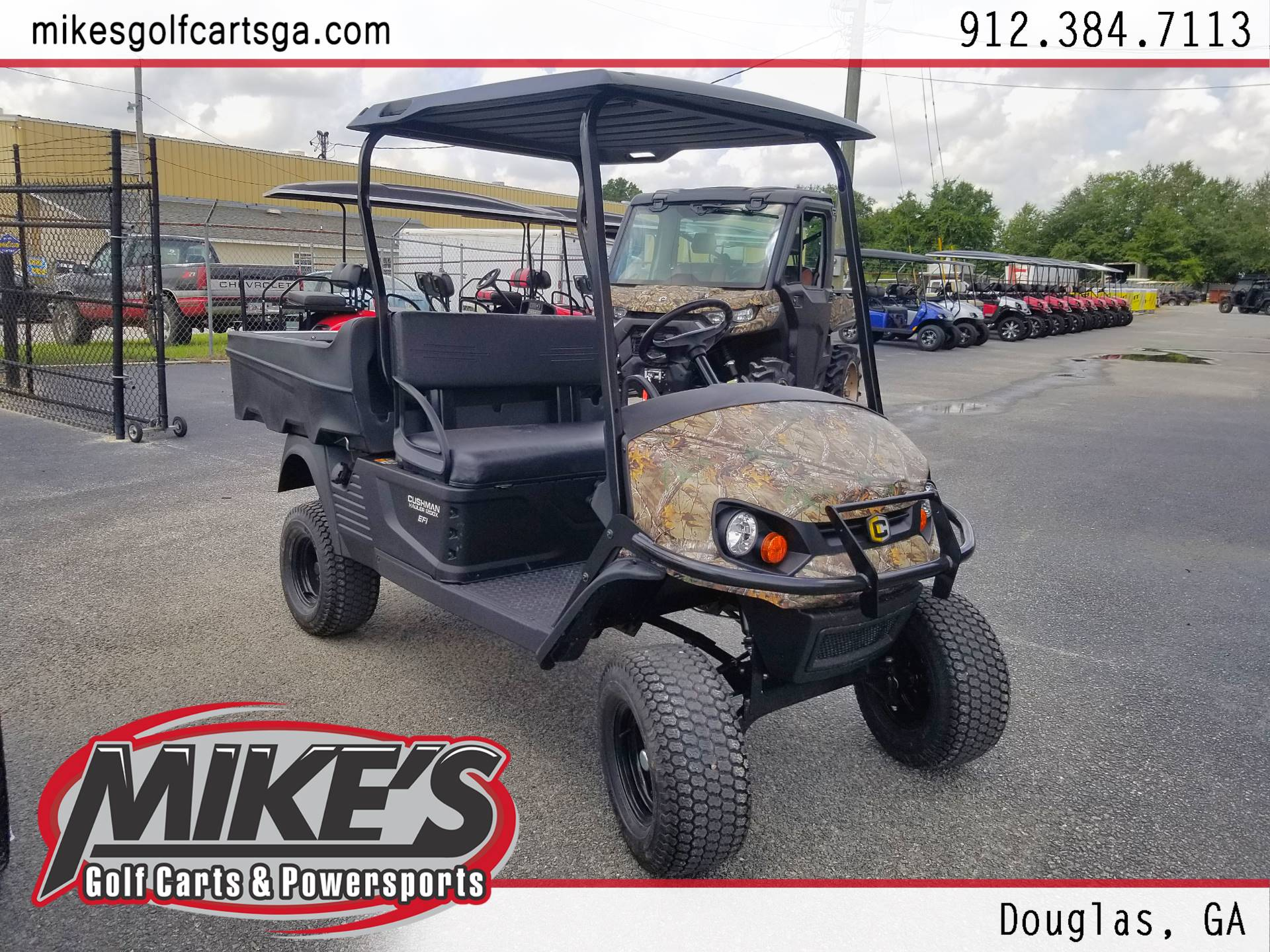 2021 Cushman 1200x in Douglas, Georgia - Photo 1