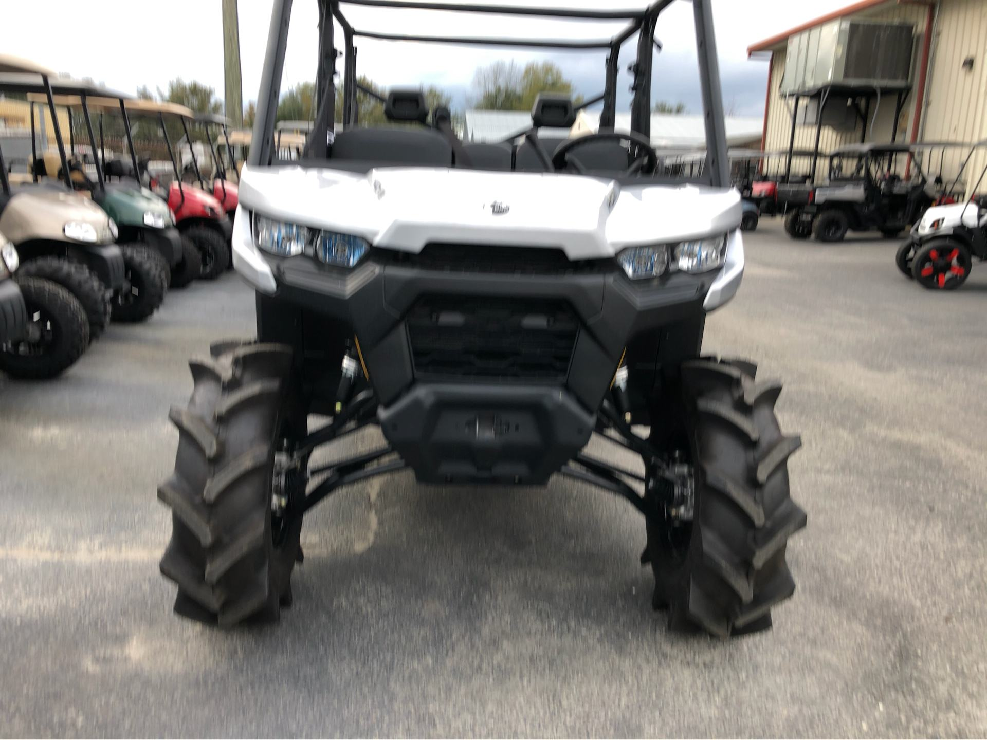 2020 Can-Am Defender MAX HD8 in Douglas, Georgia - Photo 3