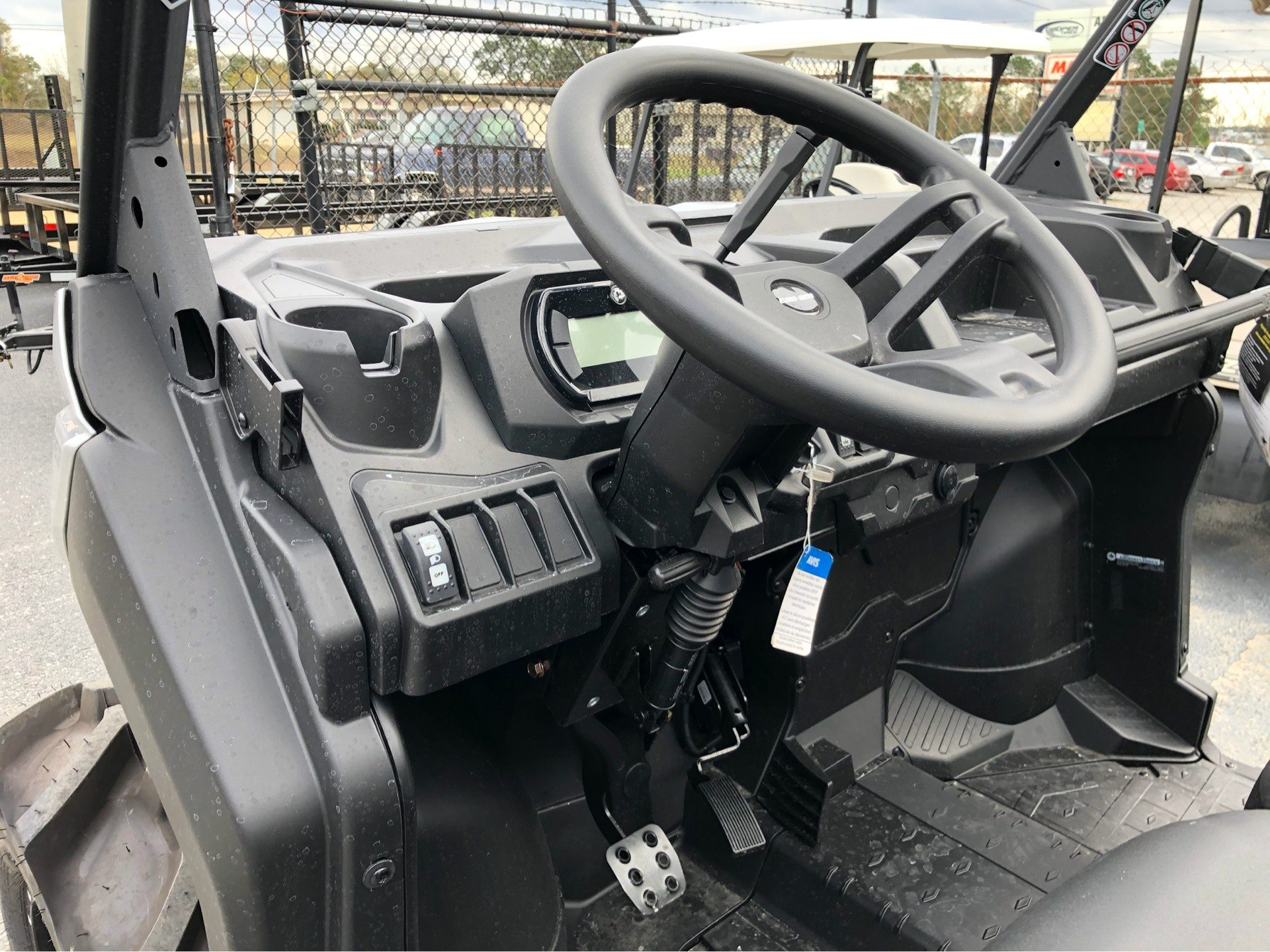 2020 Can-Am Defender MAX HD8 in Douglas, Georgia - Photo 11