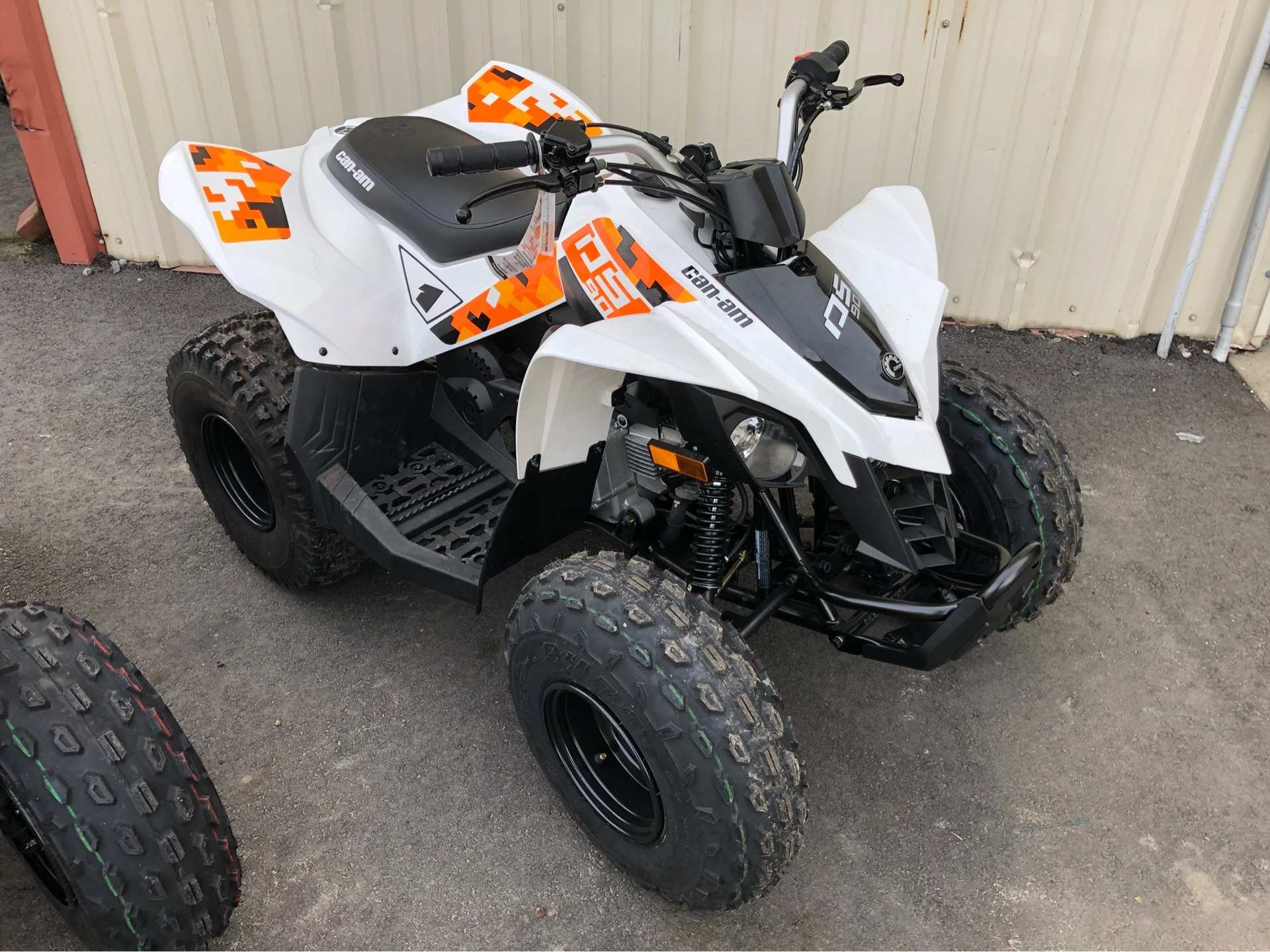 2019 Can-Am DS 90 in Douglas, Georgia - Photo 1