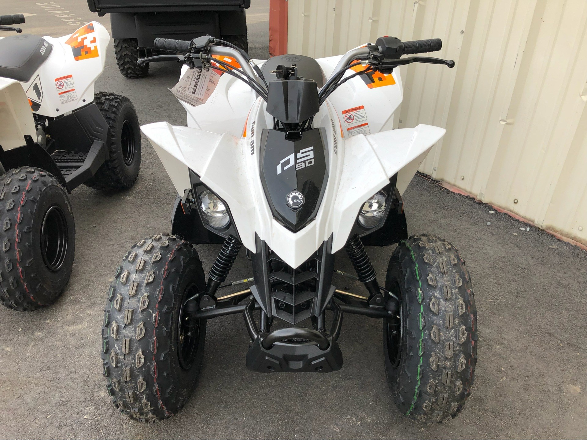 2019 Can-Am DS 90 in Douglas, Georgia - Photo 2