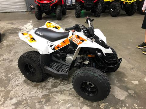 2019 Can-Am DS 90 in Douglas, Georgia