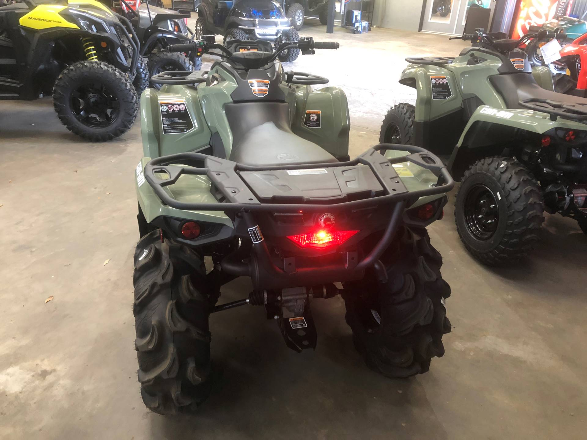 2018 Can-Am Outlander 450 in Douglas, Georgia