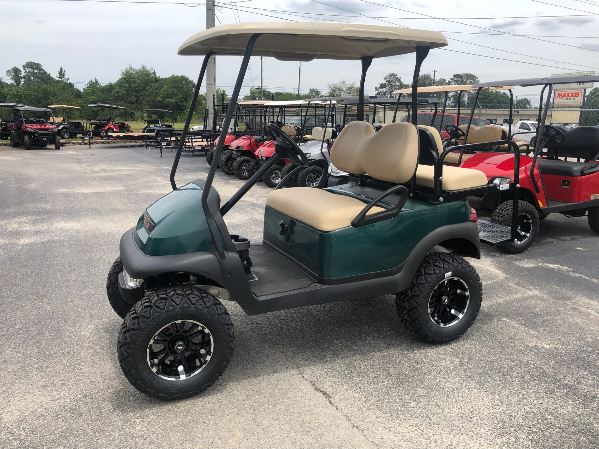 2014 Club Car Precedent in Douglas, Georgia - Photo 1