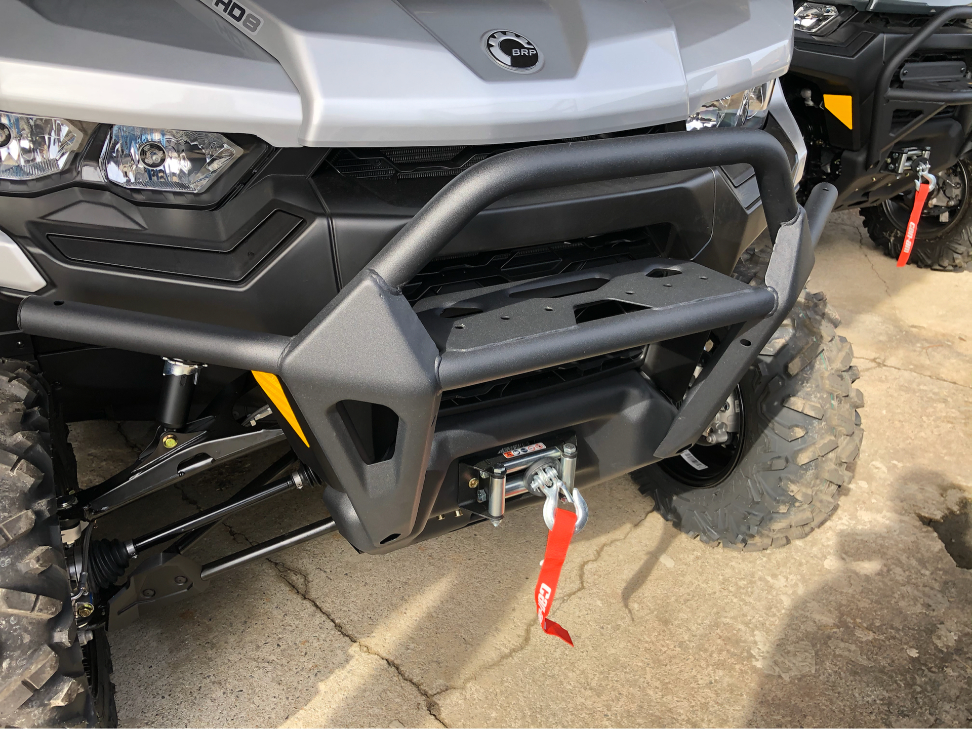 2020 Can-Am Defender MAX XT HD8 in Douglas, Georgia - Photo 4