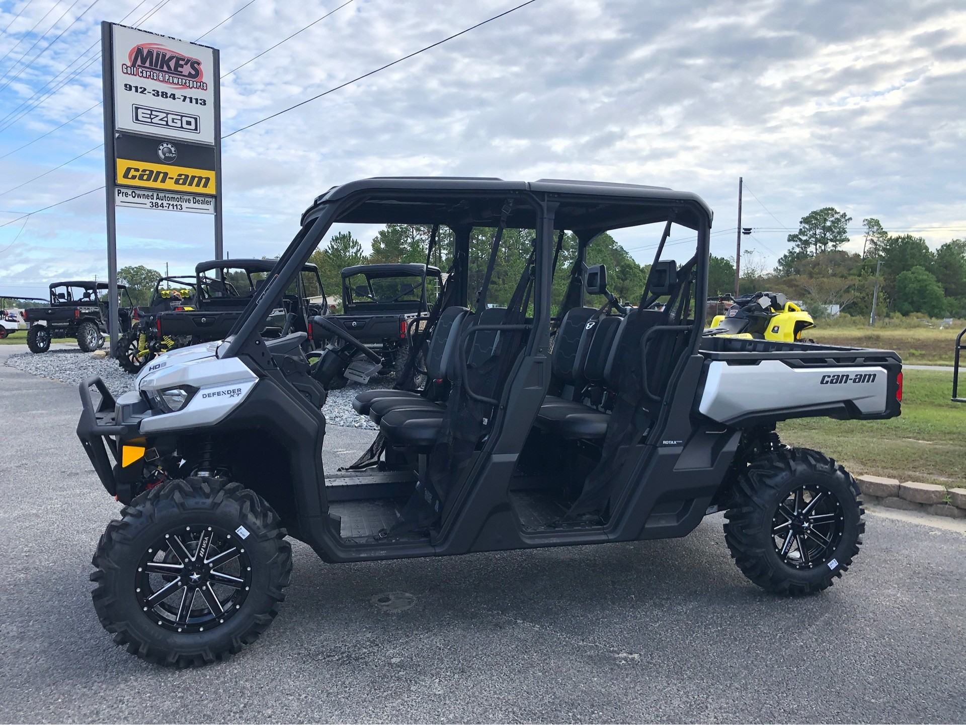 2020 Can-Am Defender MAX XT HD8 in Douglas, Georgia - Photo 1
