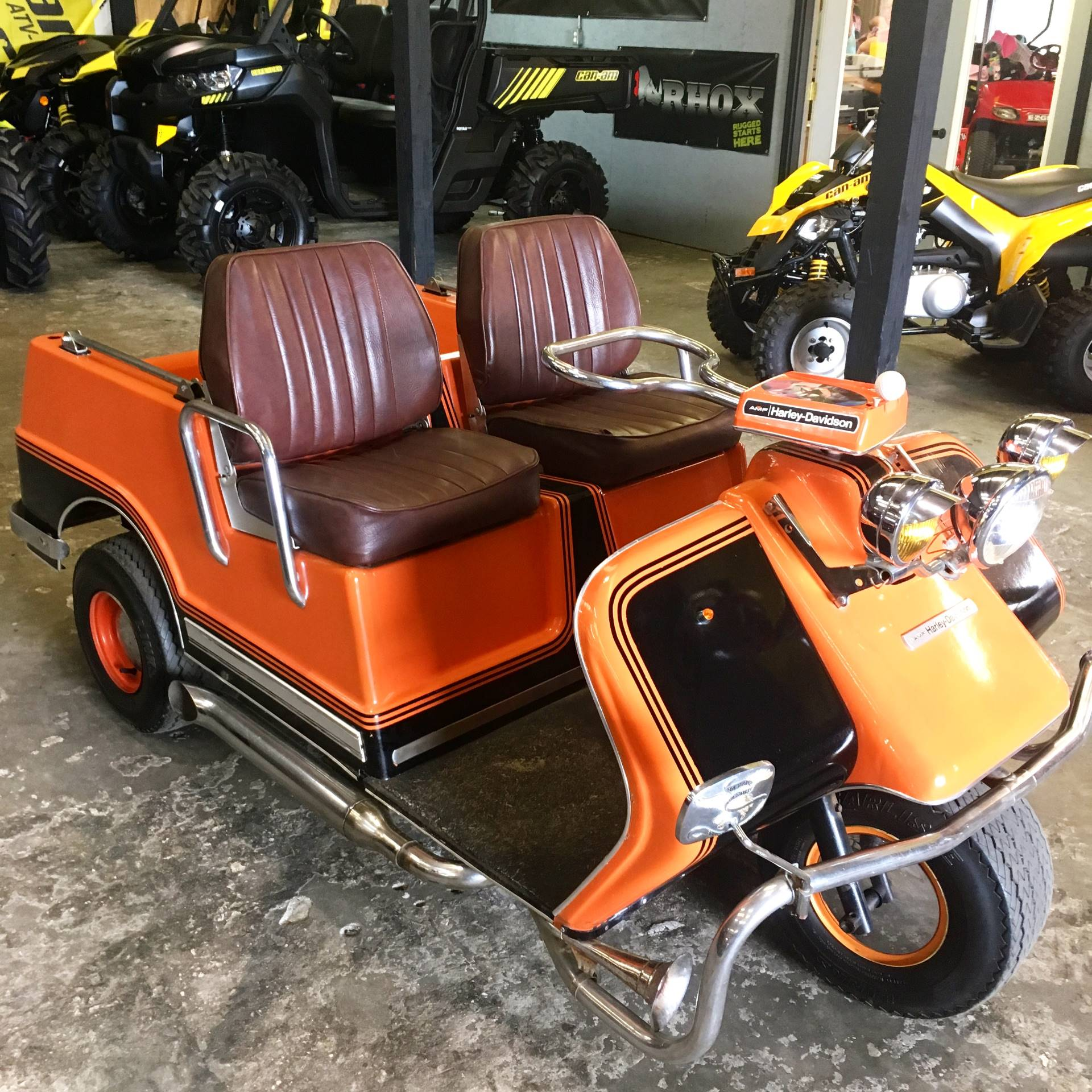1973 Harley-Davidson HD3 in Douglas, Georgia