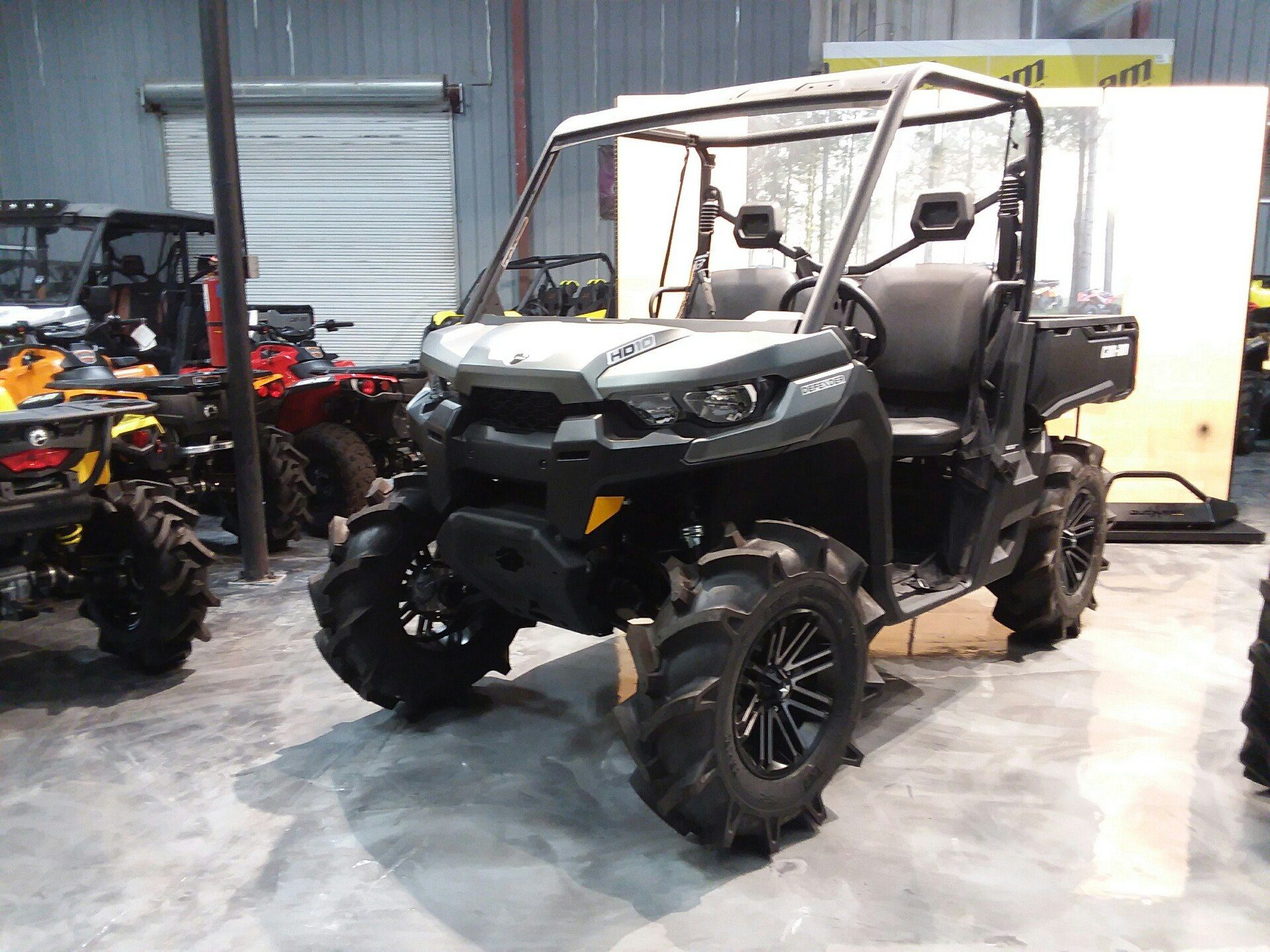2019 Can-Am Defender DPS HD10 in Douglas, Georgia - Photo 2