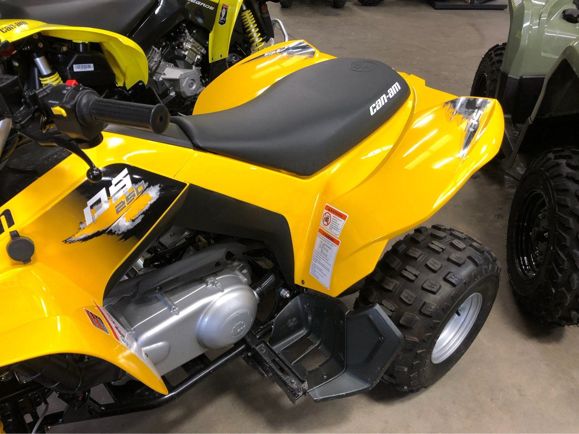 2019 Can-Am DS 250 in Douglas, Georgia - Photo 3