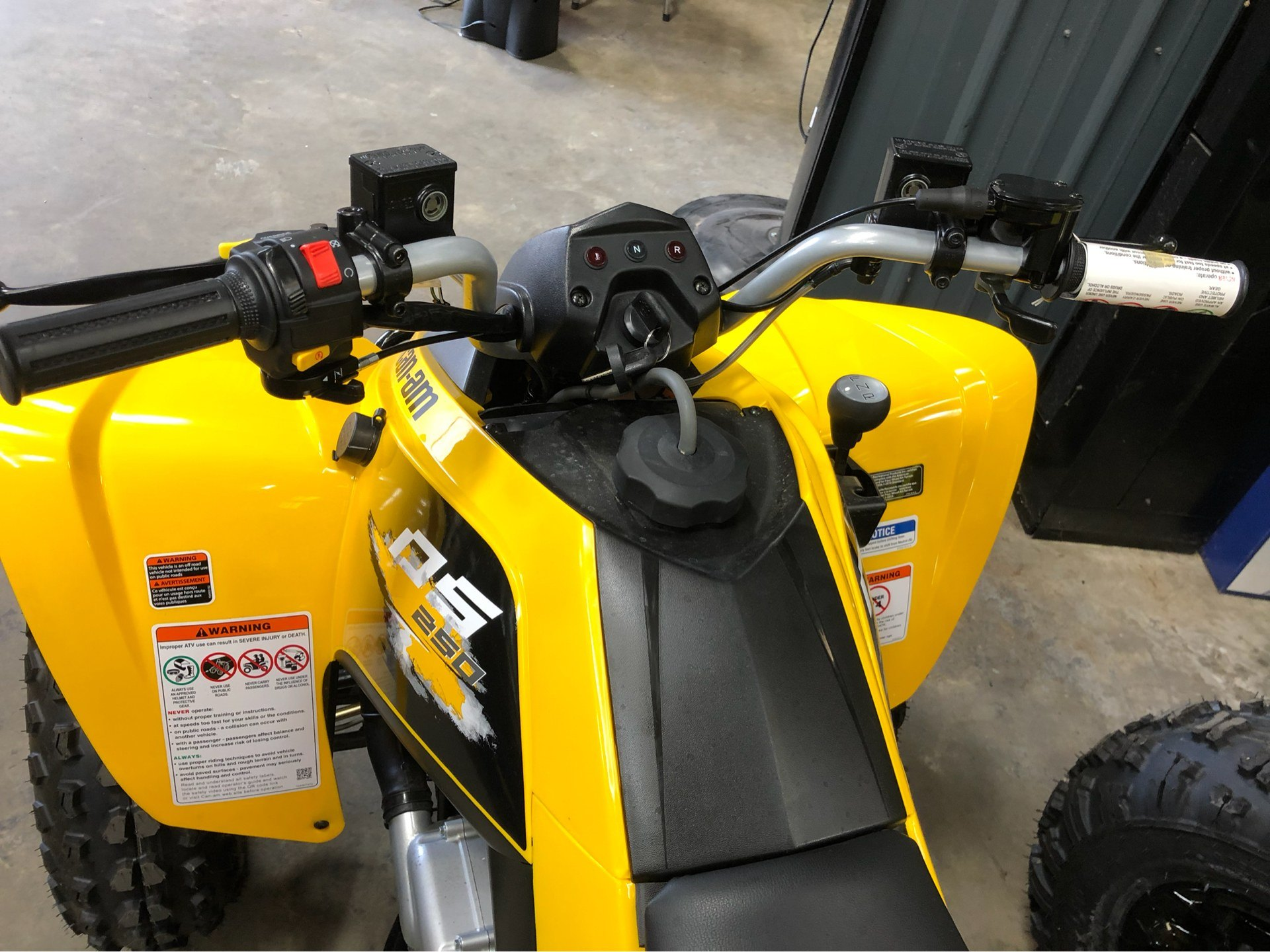 2019 Can-Am DS 250 in Douglas, Georgia - Photo 5