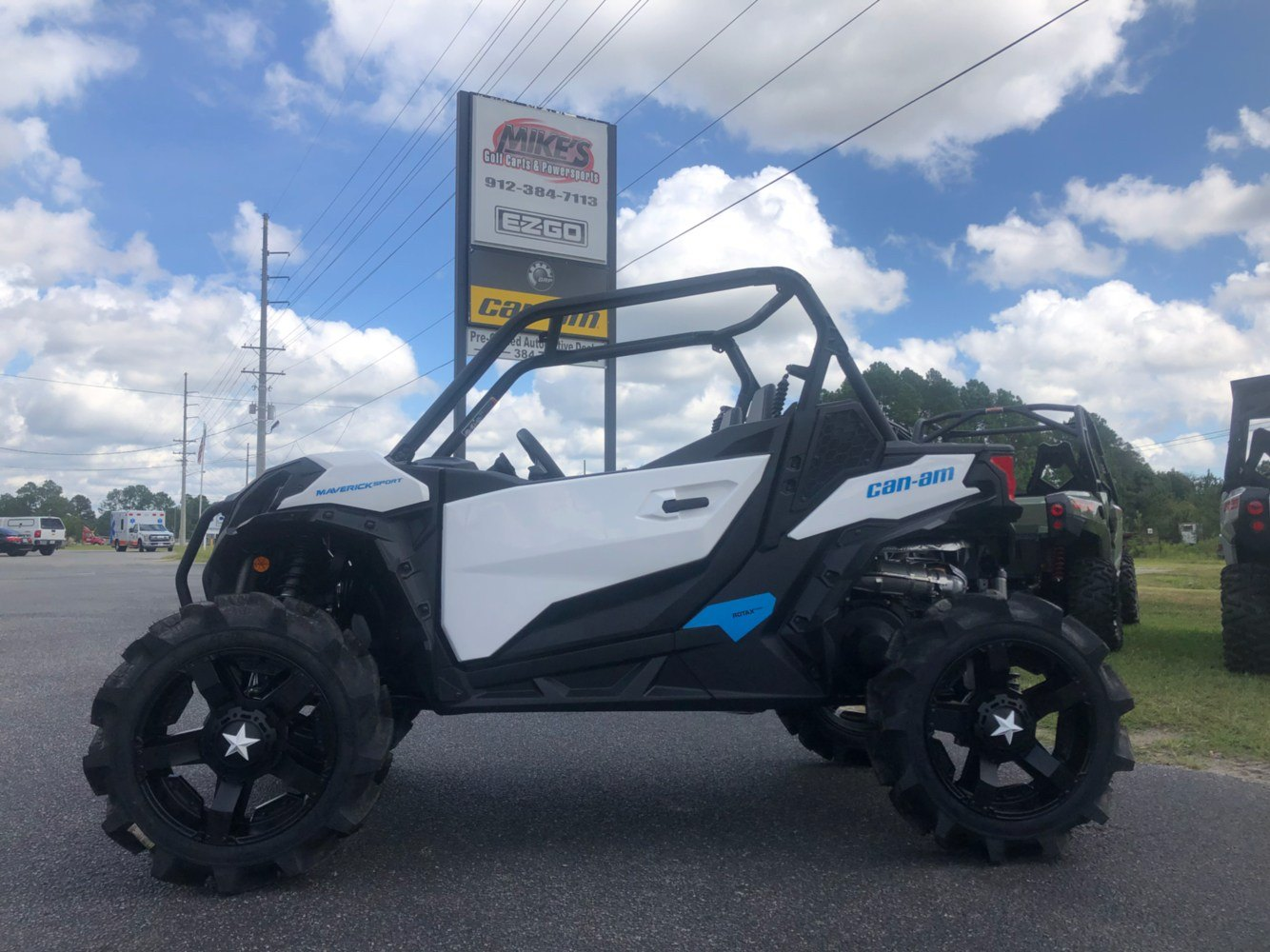 2019 Can-Am Maverick Sport 1000 in Douglas, Georgia - Photo 2