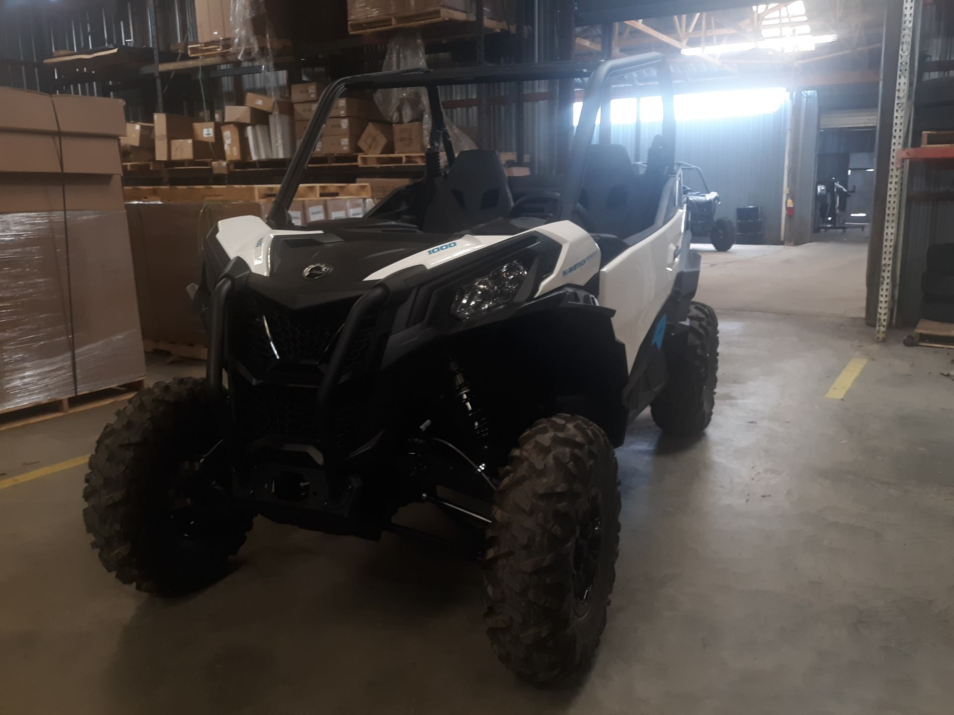 2019 Can-Am Maverick Sport 1000 in Douglas, Georgia - Photo 1