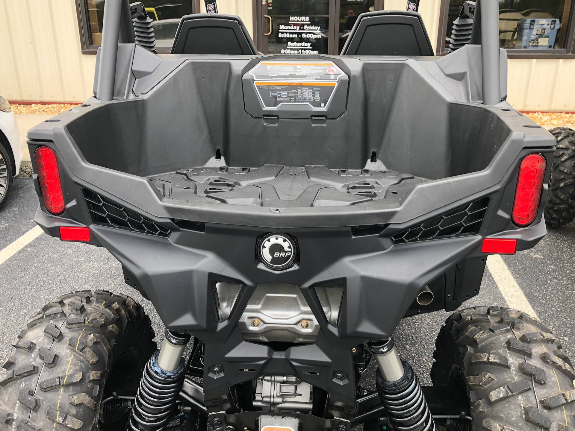 2019 Can-Am Maverick Sport 1000 in Douglas, Georgia - Photo 8