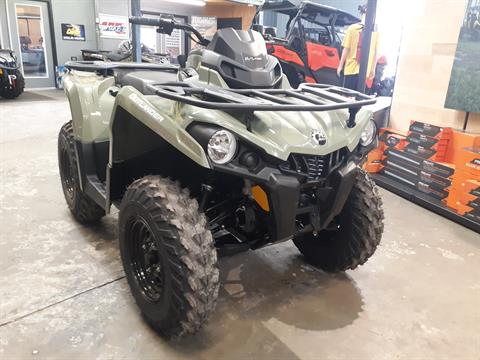 2019 Can-Am Outlander 450 in Douglas, Georgia