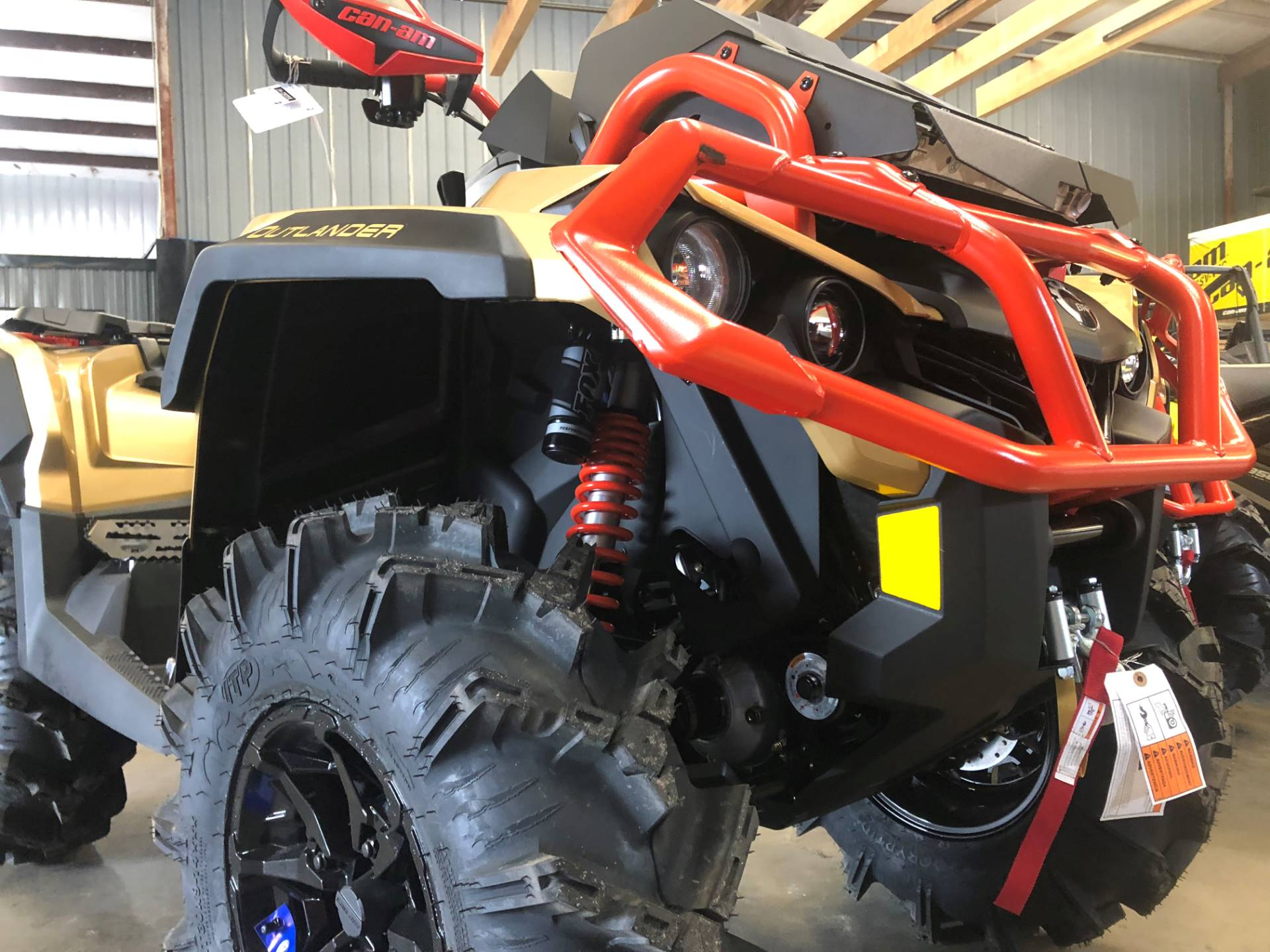 2019 Can-Am Outlander X mr 1000R in Douglas, Georgia - Photo 5