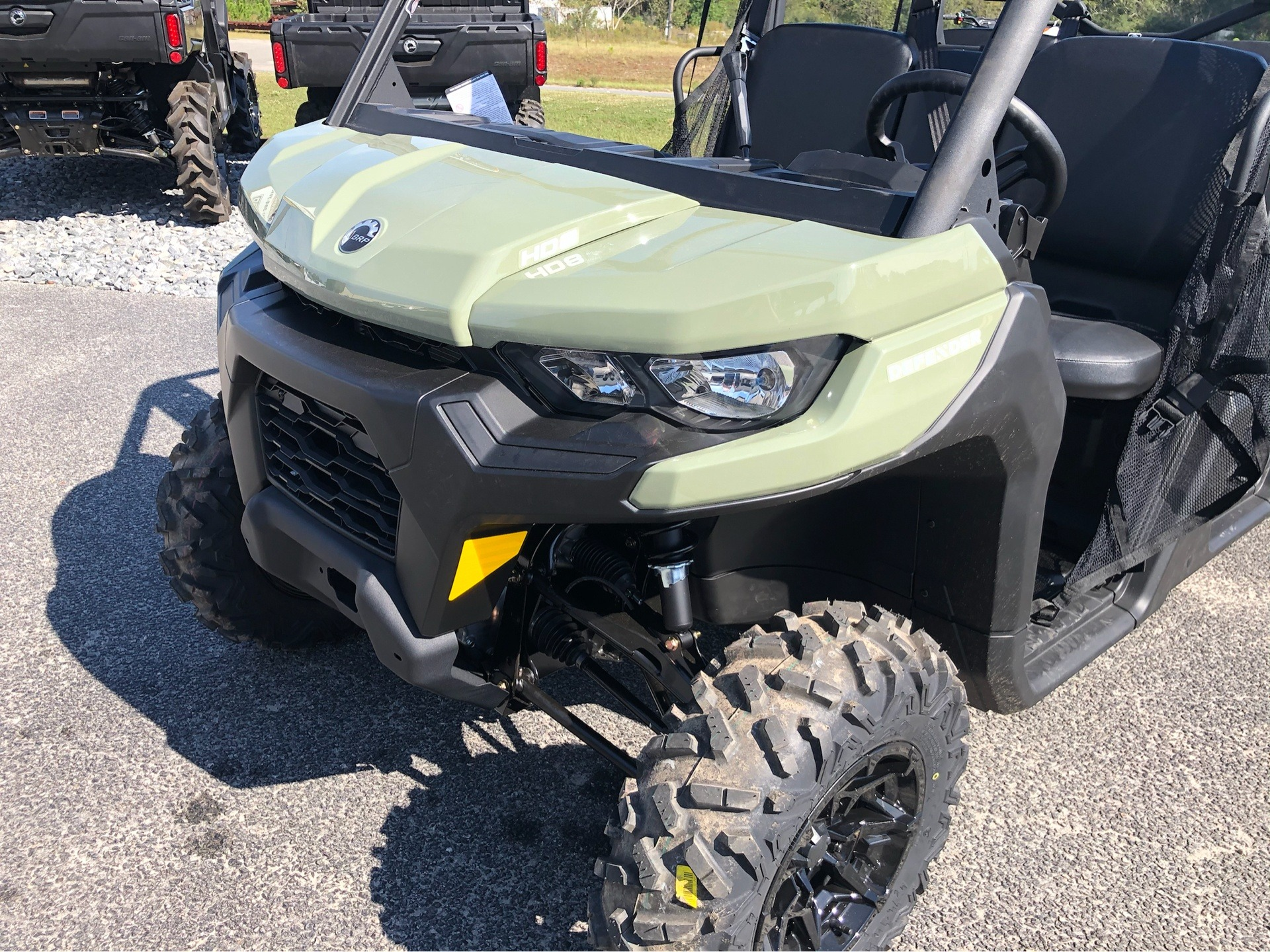 2020 Can-Am Defender MAX DPS HD8 in Douglas, Georgia - Photo 3