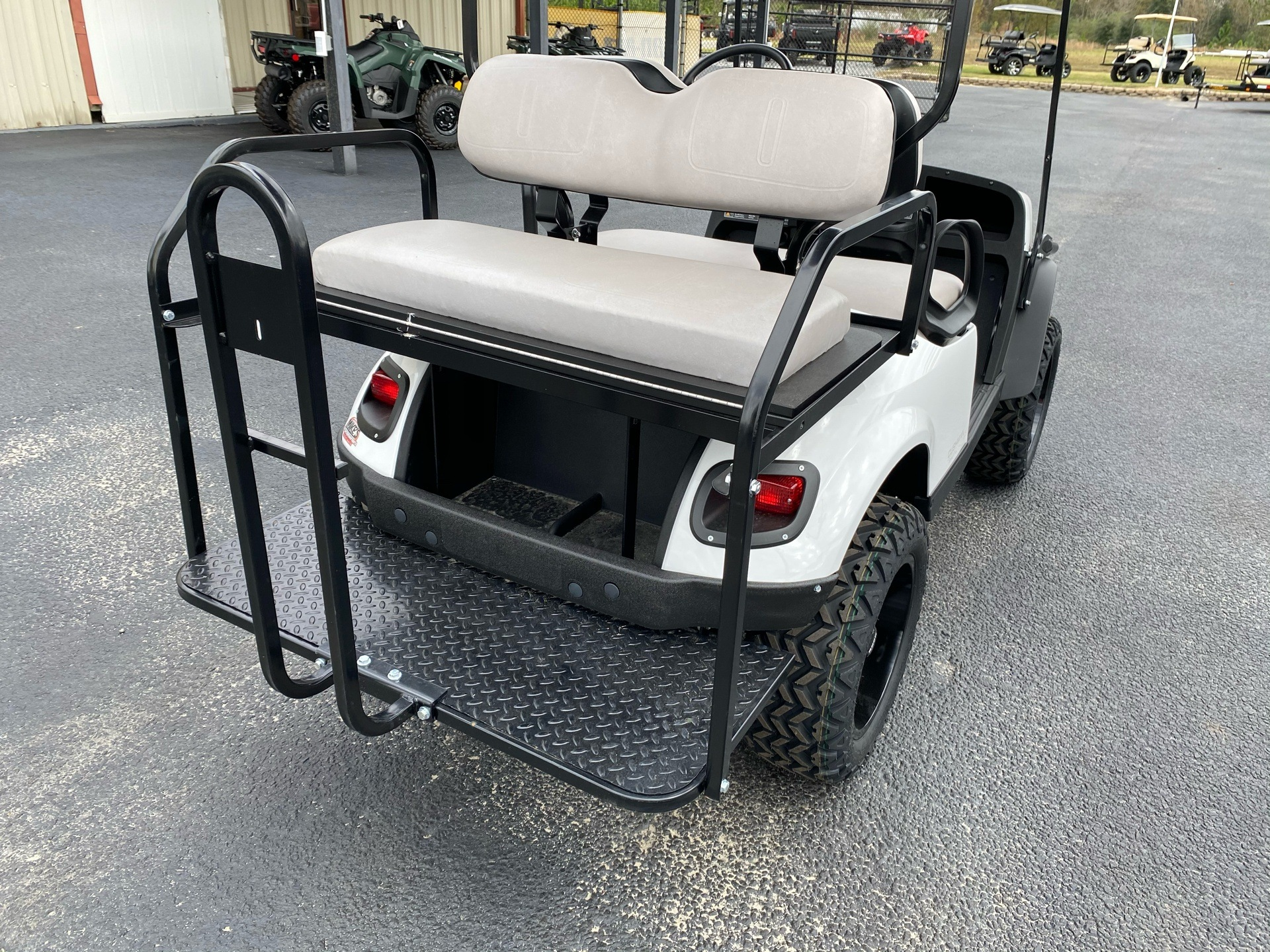 2021 Cushman Shuttle 2+2 G-EFI in Douglas, Georgia - Photo 6